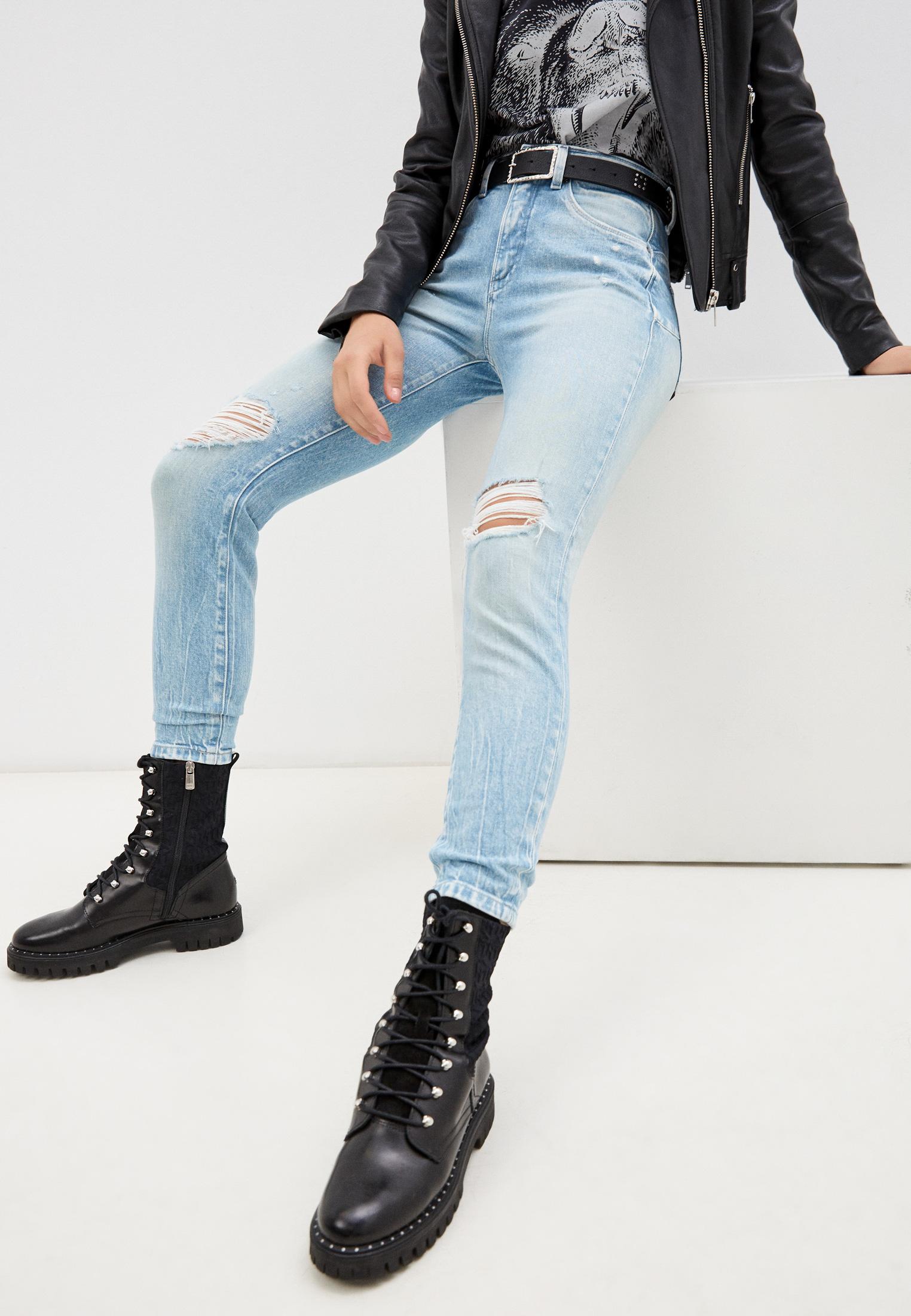 Зауженные джинсы SALSA 1243878501