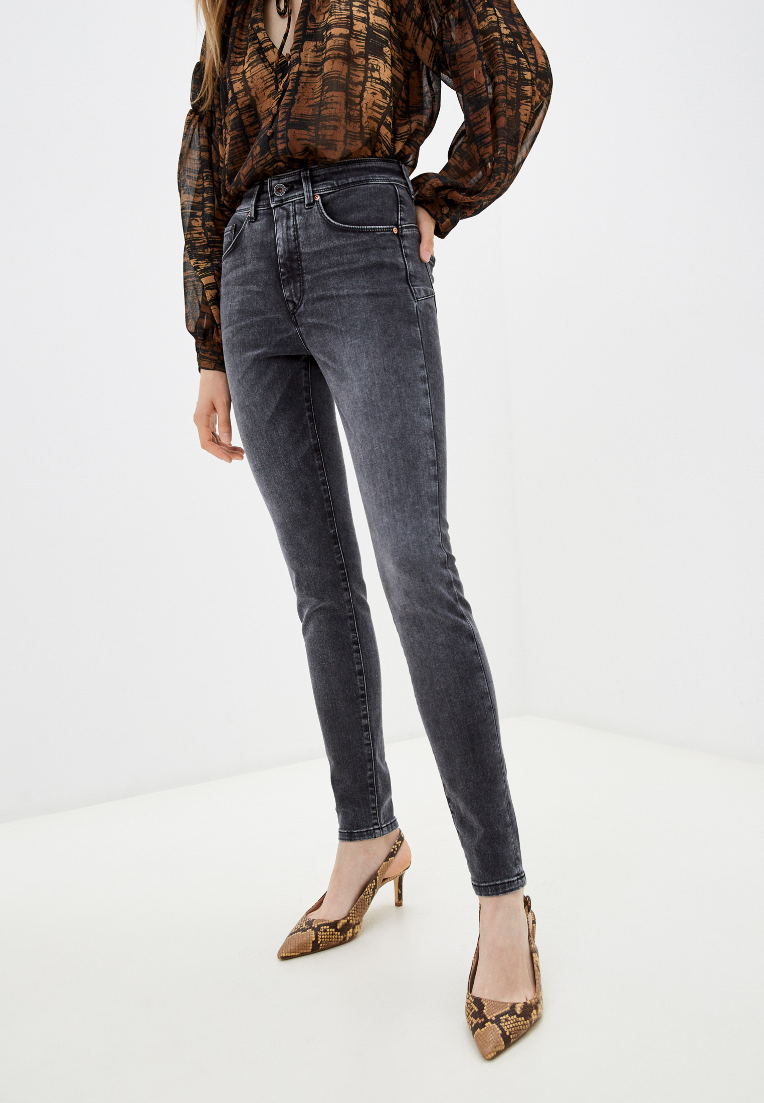 Зауженные джинсы SALSA 1251510000