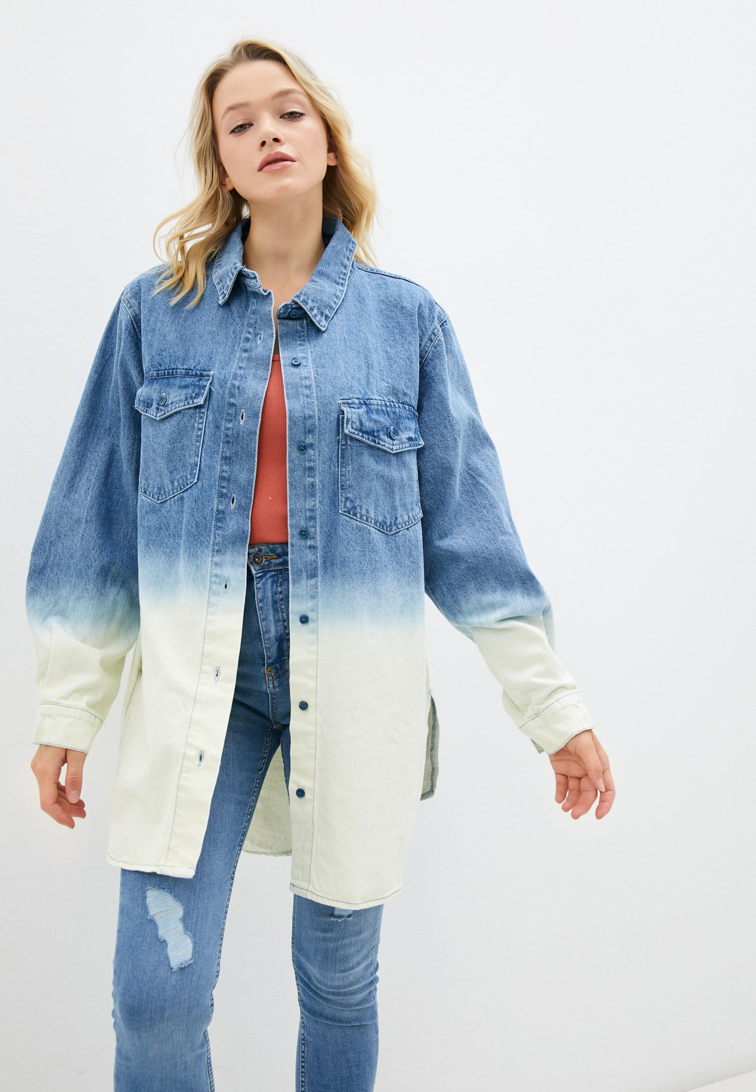 Женские джинсовые рубашки MISSGUIDED COG1800595