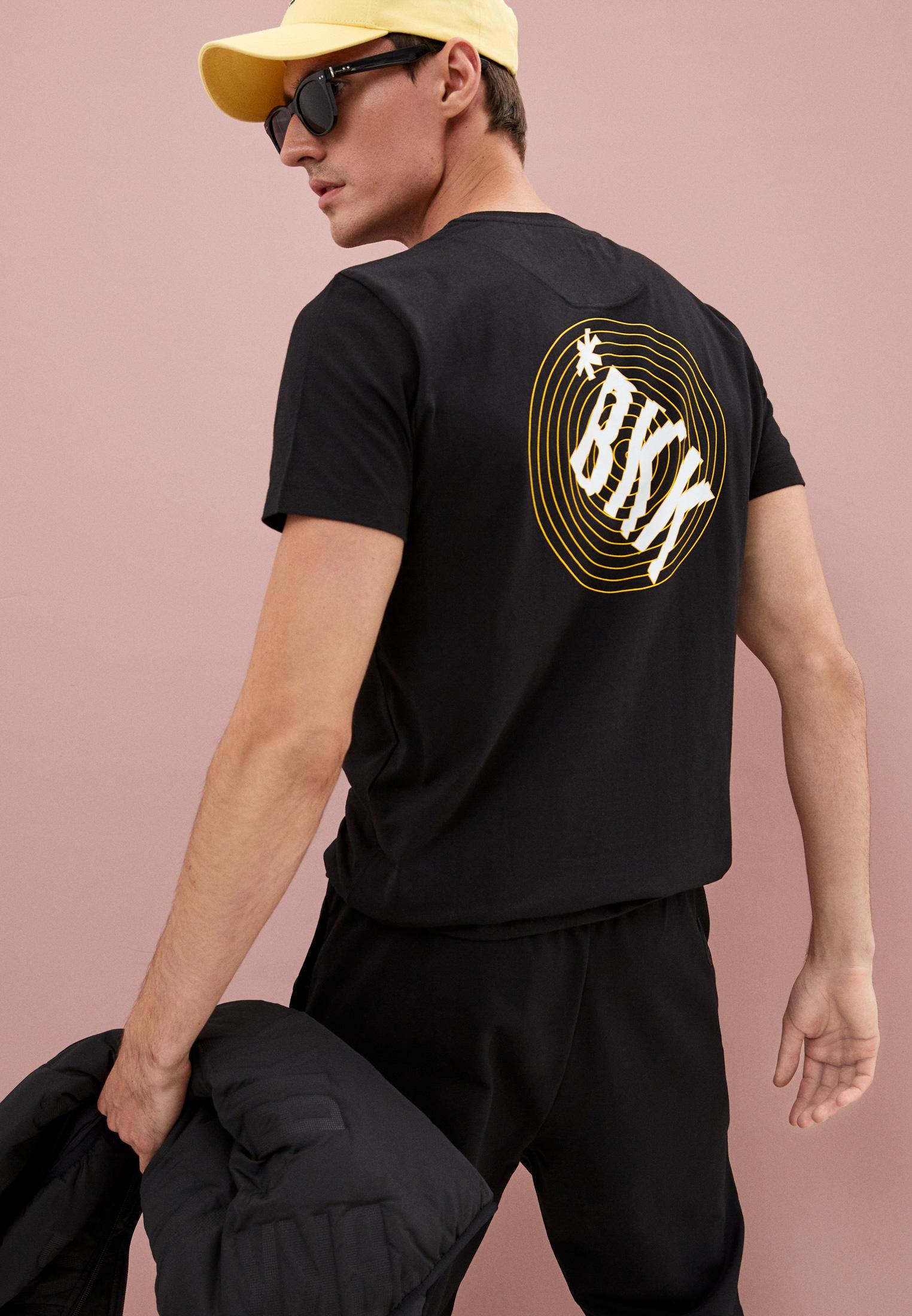 Мужская футболка Bikkembergs (Биккембергс) C 4 101 45 M 4298: изображение 2