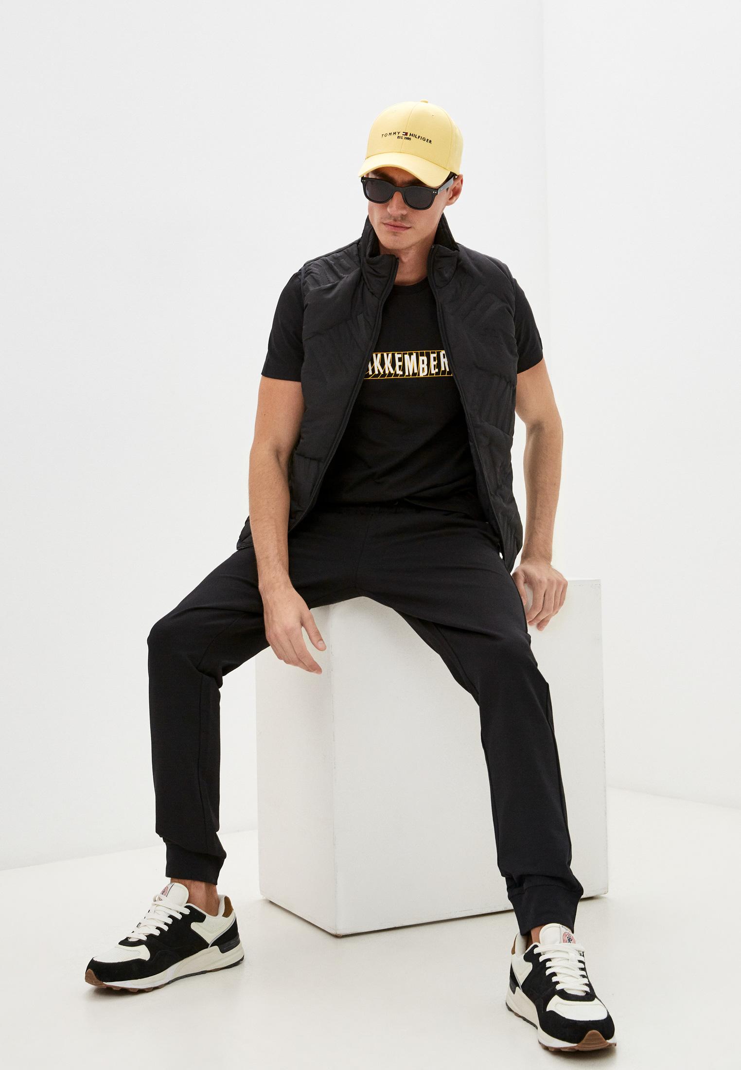 Мужская футболка Bikkembergs (Биккембергс) C 4 101 45 M 4298: изображение 3