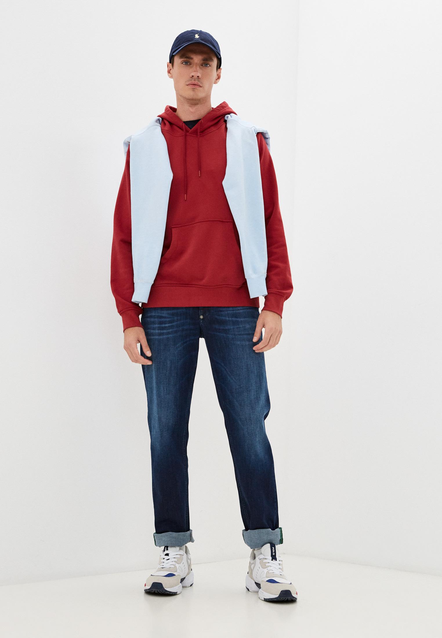 Мужские прямые джинсы Bikkembergs C Q 112 01 S 3511: изображение 8