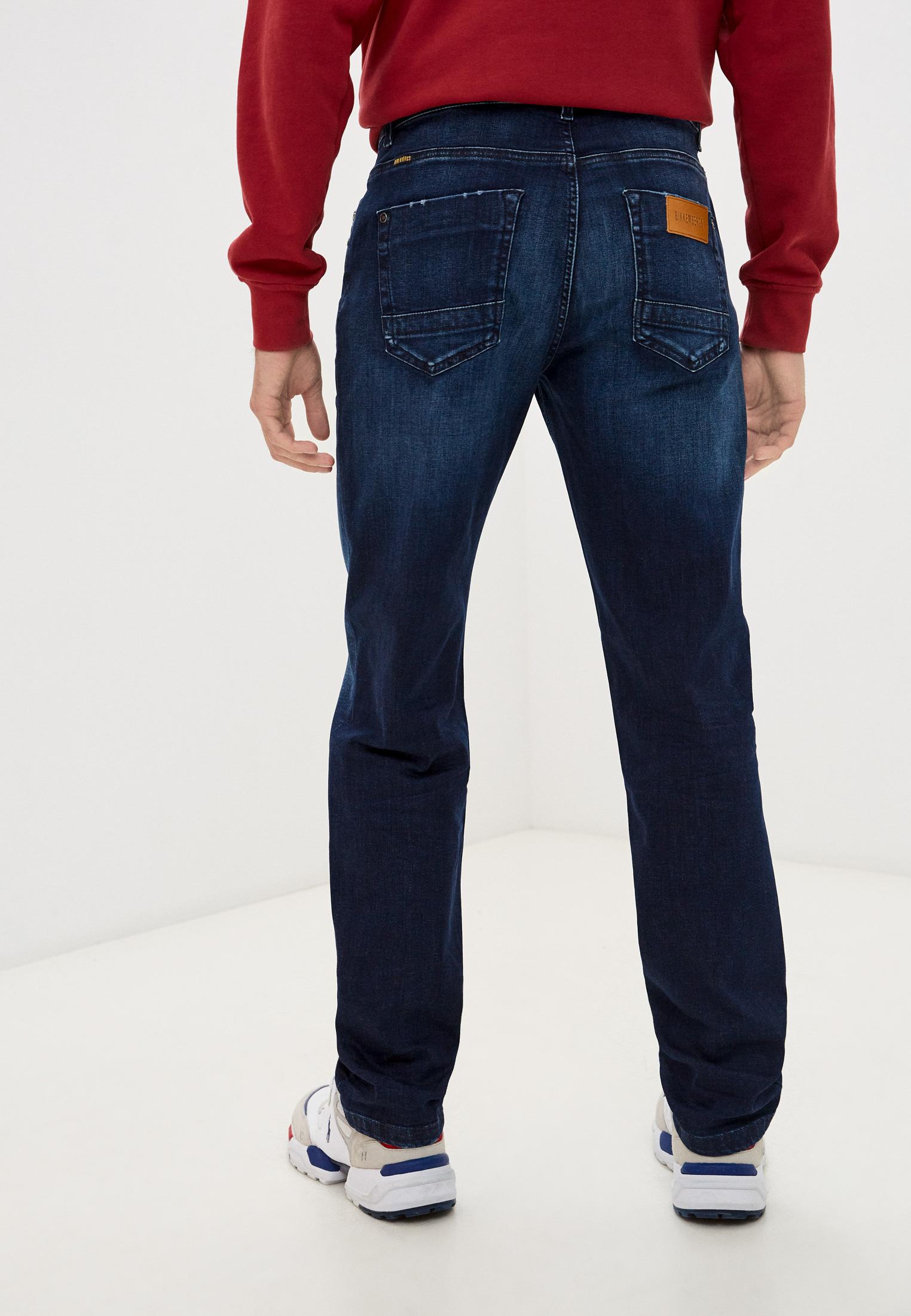 Мужские прямые джинсы Bikkembergs C Q 112 01 S 3511: изображение 9
