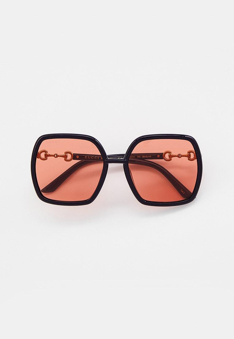 Женские солнцезащитные очки Gucci (Гуччи) Очки солнцезащитные Gucci