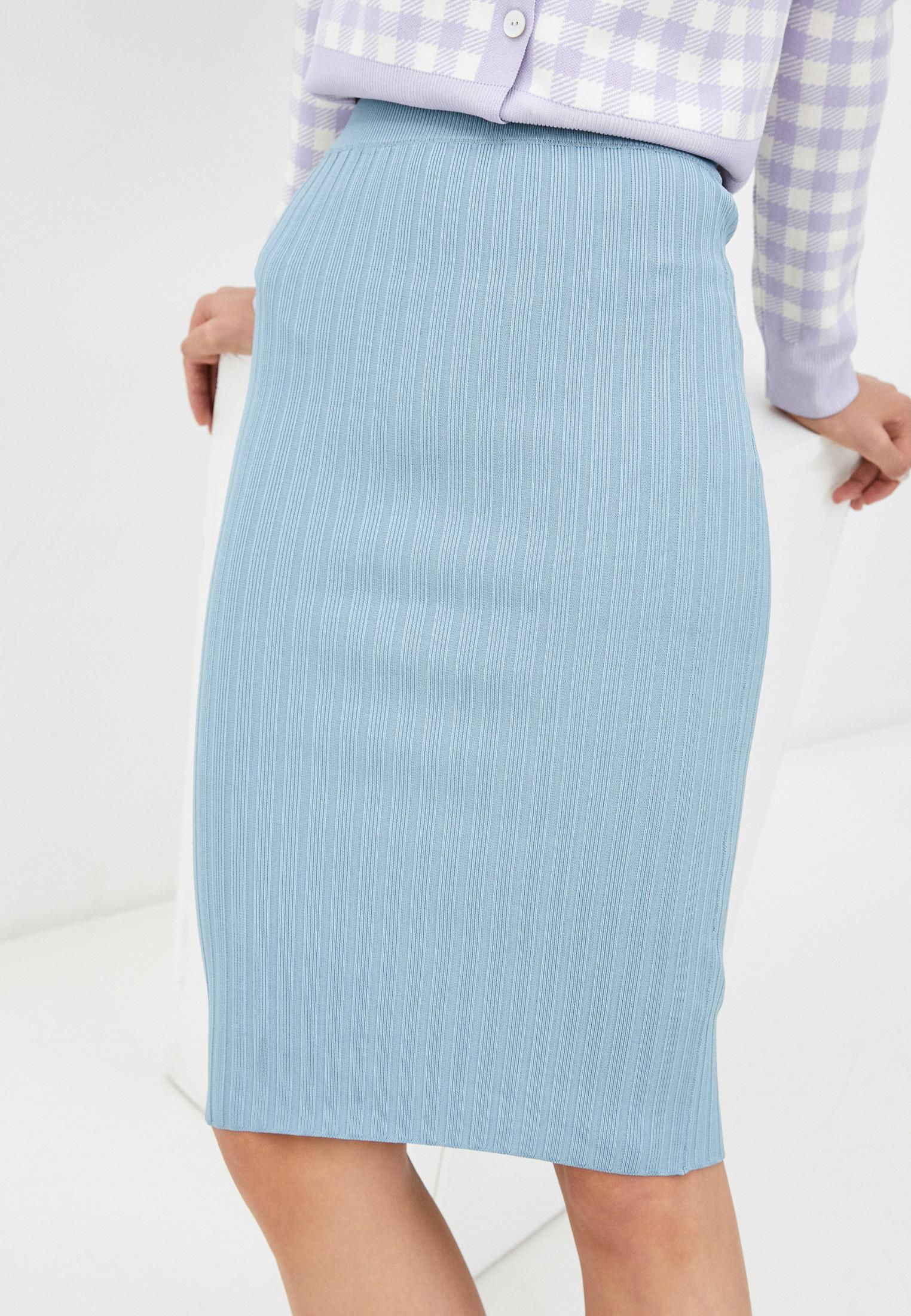 Узкая юбка Guess Jeans W1YD9ZZ2U00