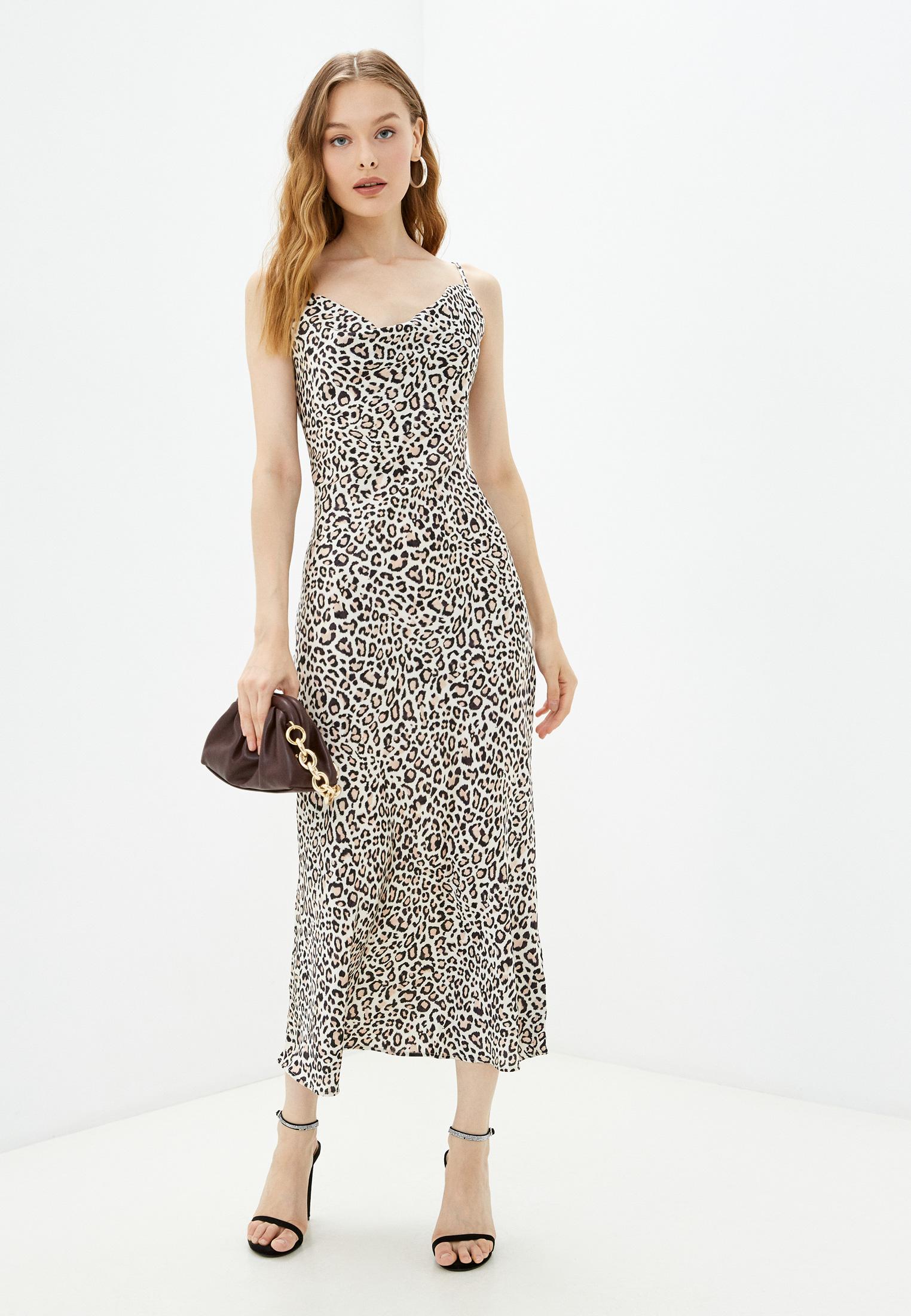 Платье Guess Jeans W1YK1CWD8G0