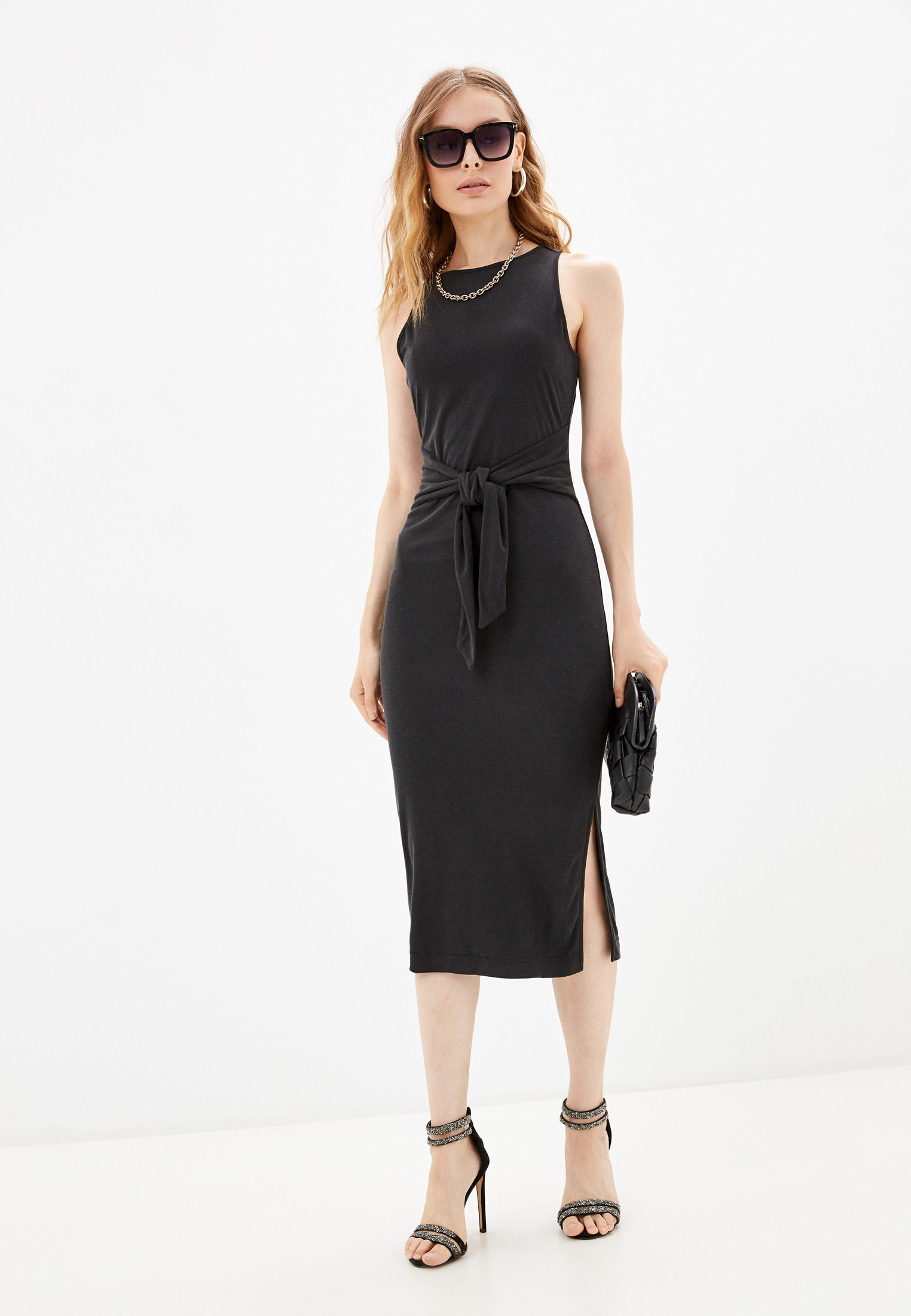 Платье Guess Jeans W1YK98KAQL0