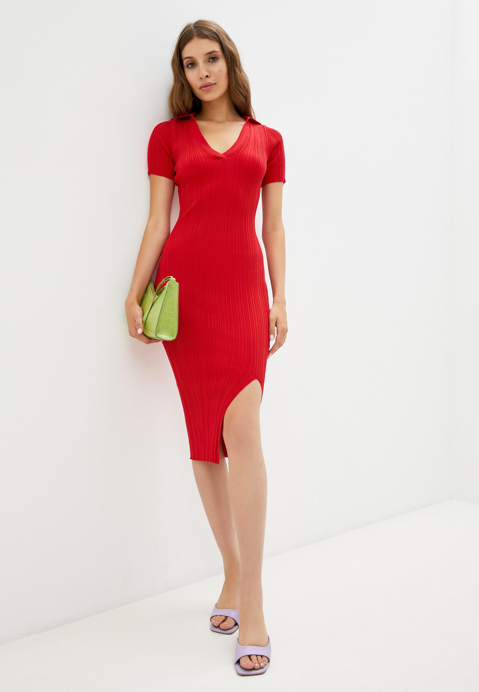 Вязаное платье Fridaymonday F202030