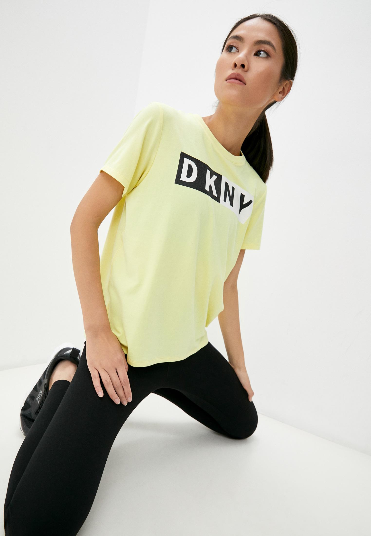 Футболка с коротким рукавом DKNY DP1T5894