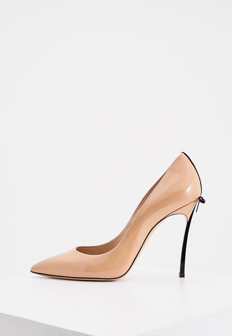 Женские туфли Casadei 1F207G100TTIFFA: изображение 1