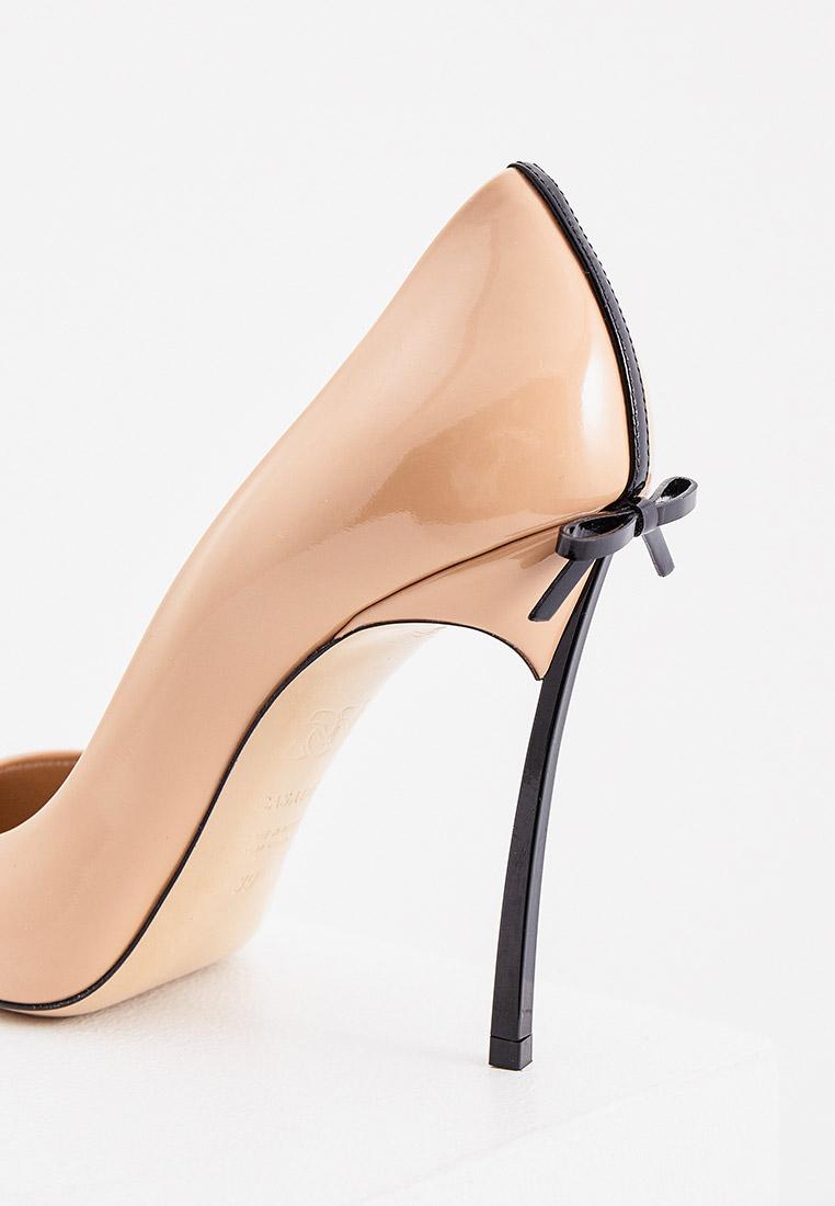 Женские туфли Casadei 1F207G100TTIFFA: изображение 3