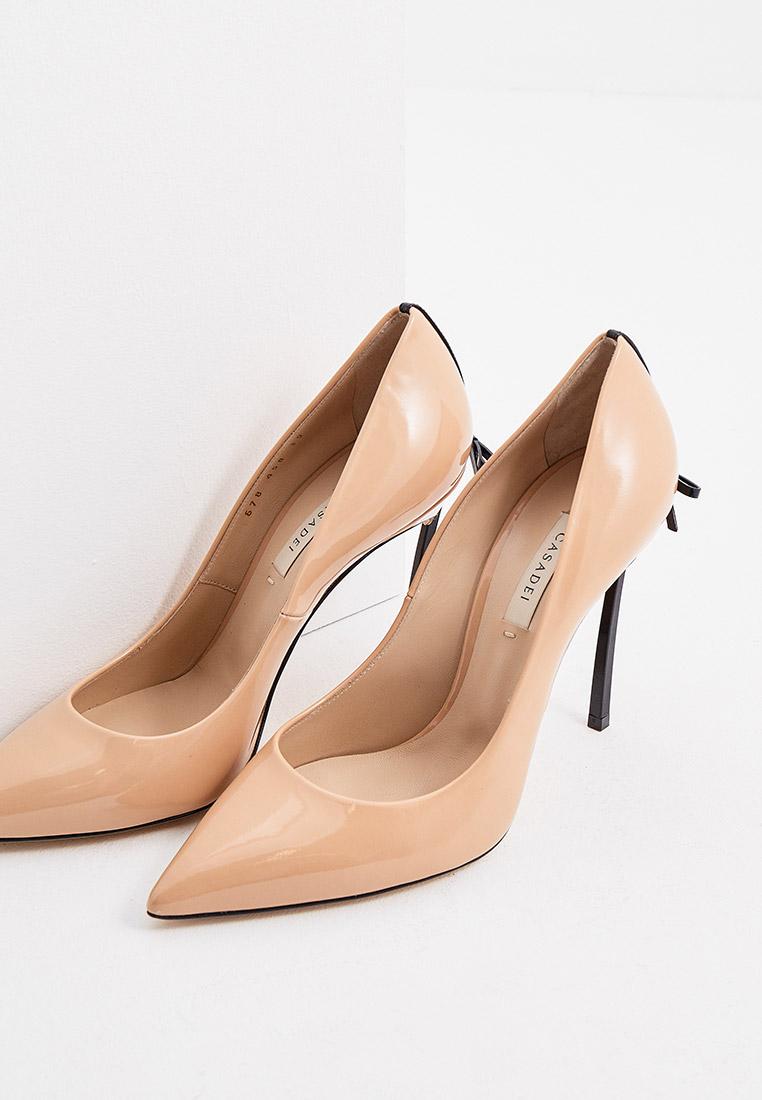 Женские туфли Casadei 1F207G100TTIFFA: изображение 4