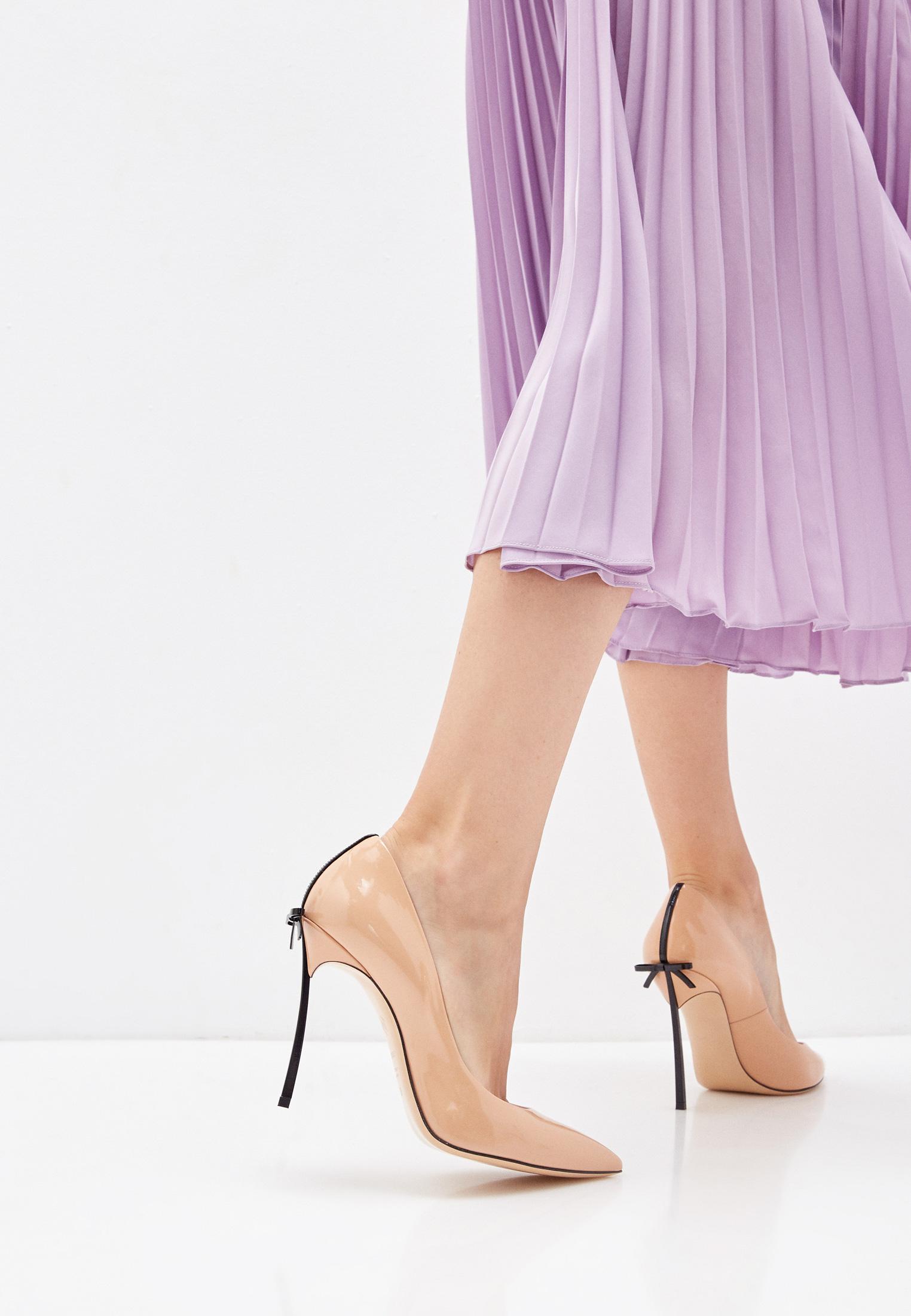 Женские туфли Casadei 1F207G100TTIFFA: изображение 6