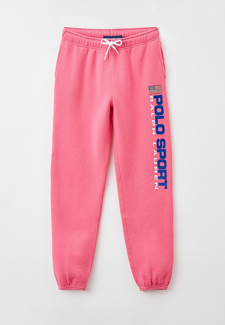 Спортивные брюки для девочек Polo Ralph Lauren Брюки спортивные Polo Ralph Lauren