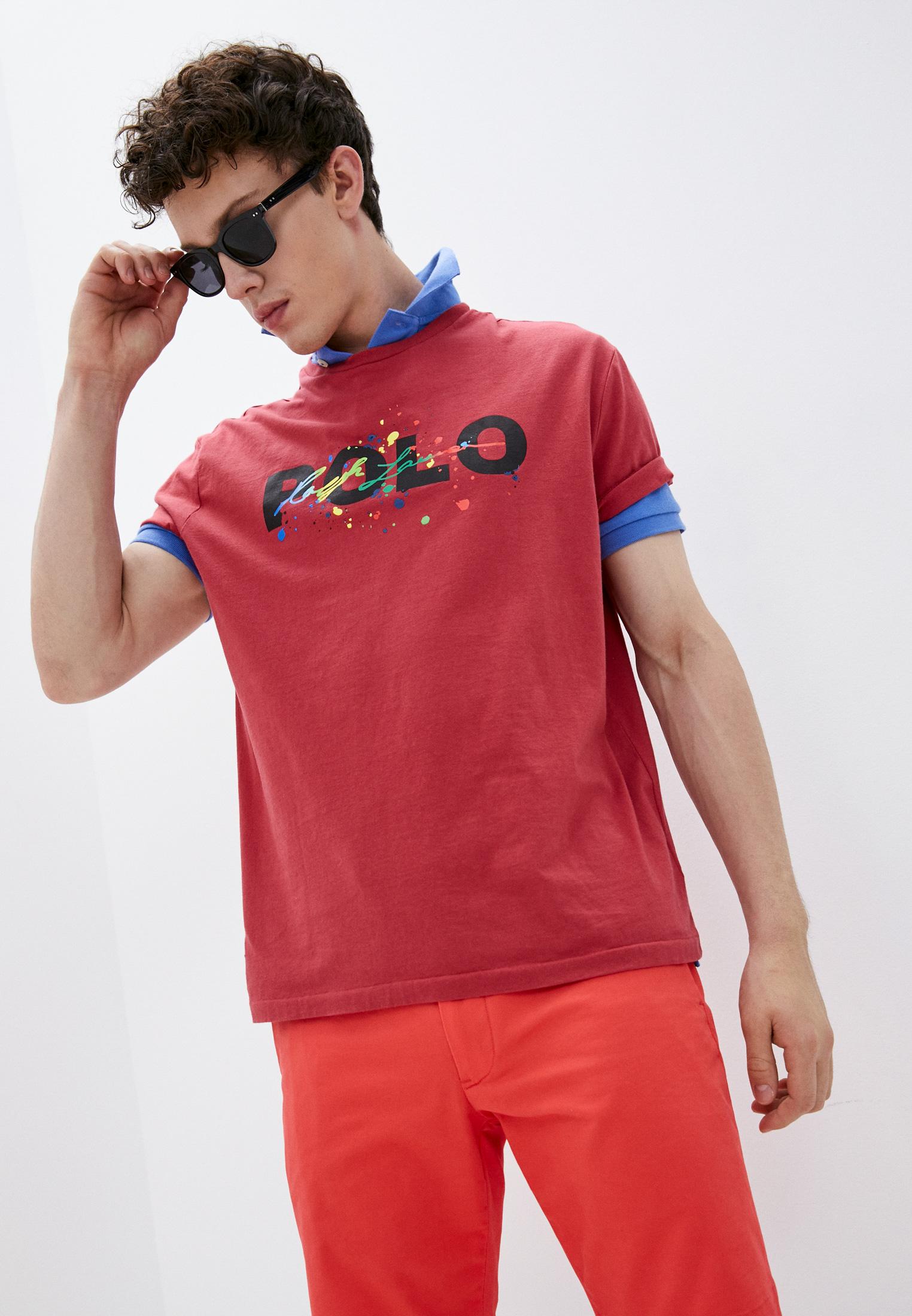 Футболка Polo Ralph Lauren (Поло Ральф Лорен) Футболка Polo Ralph Lauren