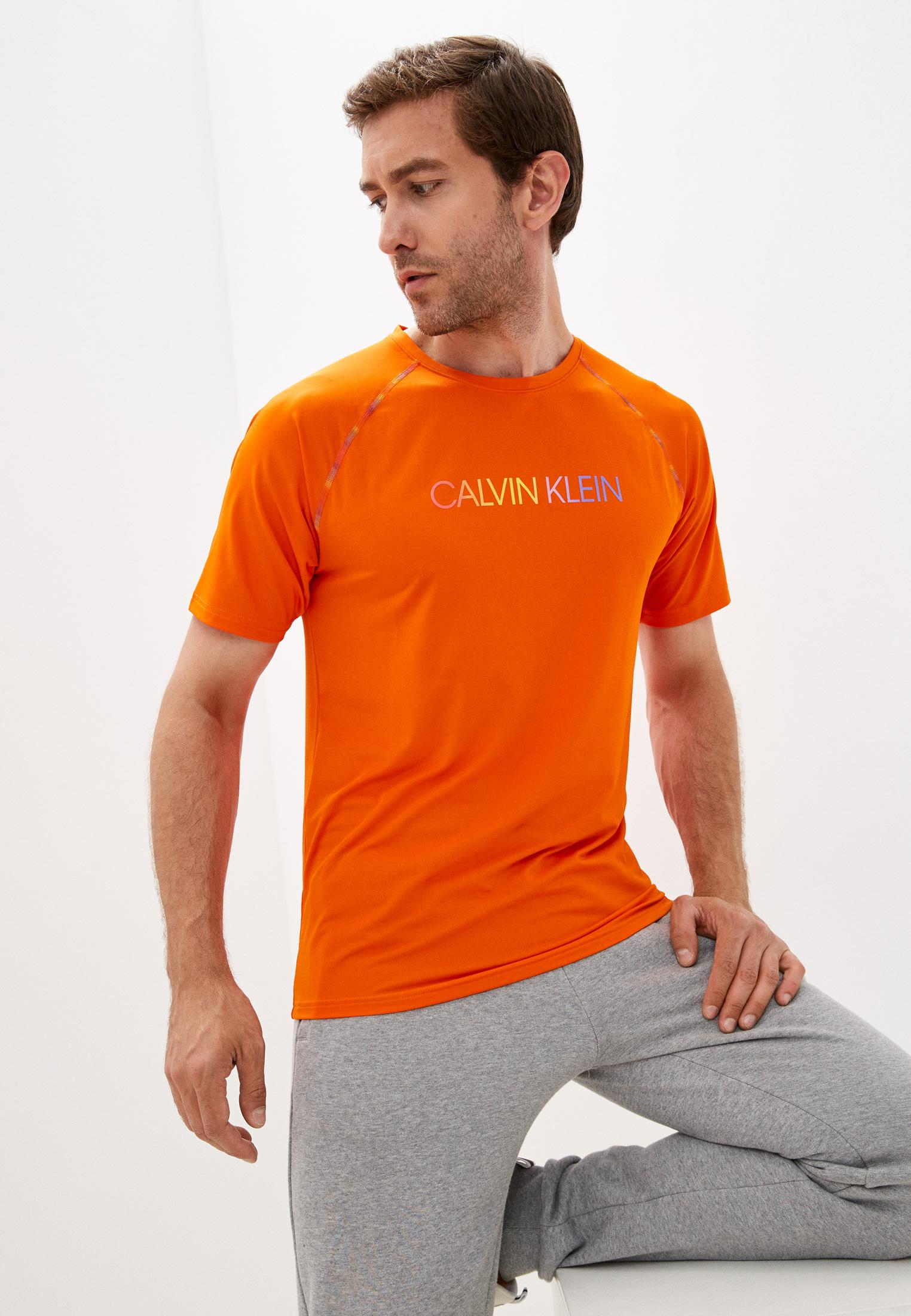 Футболка Calvin Klein Performance 00GMT1K106: изображение 1