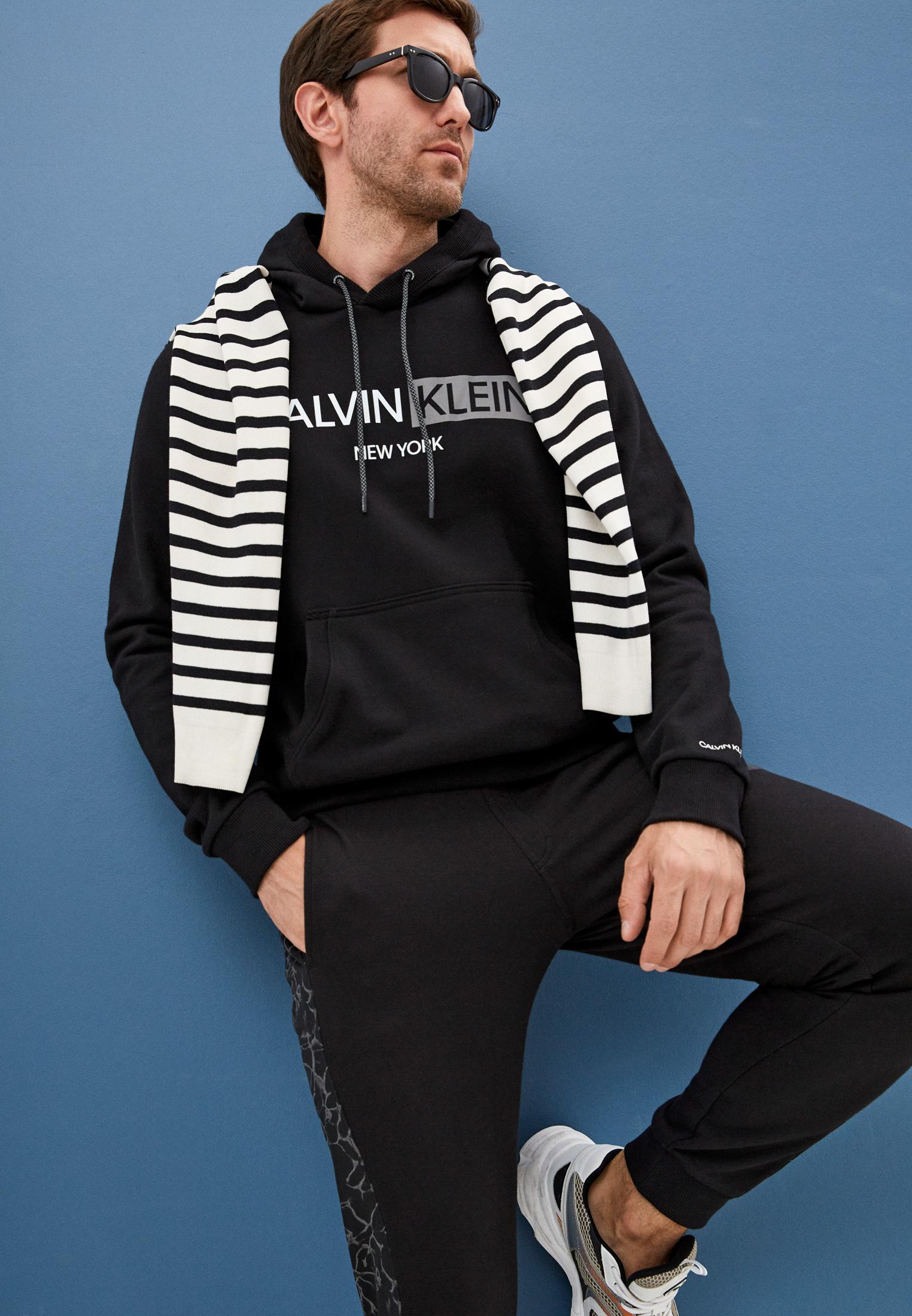 Мужские худи Calvin Klein (Кельвин Кляйн) K10K107168: изображение 2