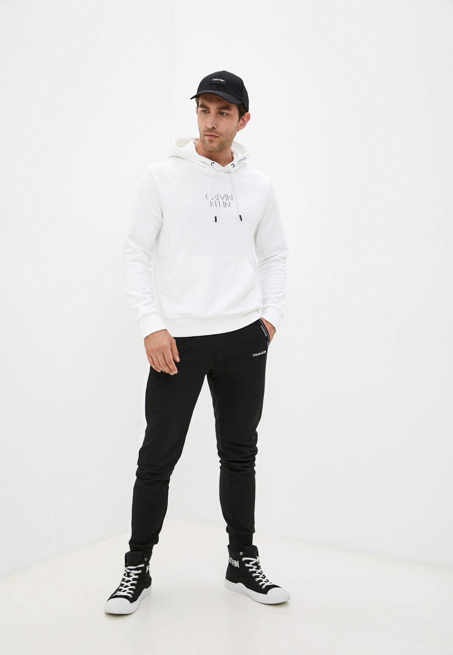 Мужские спортивные брюки Calvin Klein (Кельвин Кляйн) K10K107251: изображение 3
