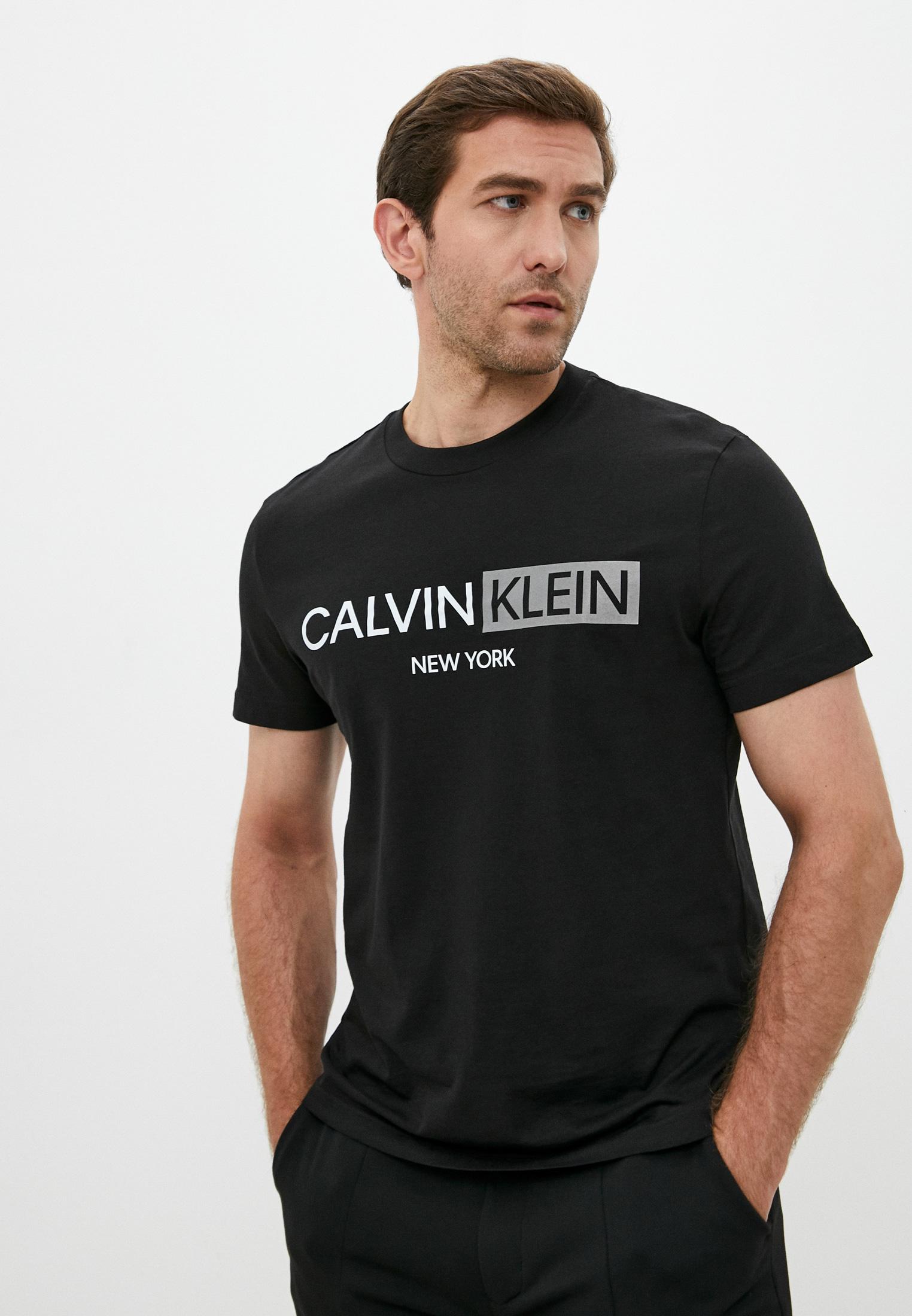 Футболка Calvin Klein (Кельвин Кляйн) K10K107256: изображение 1