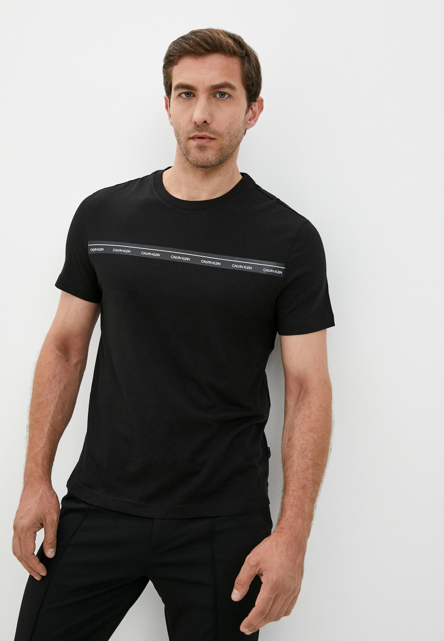 Мужская футболка Calvin Klein (Кельвин Кляйн) K10K107307