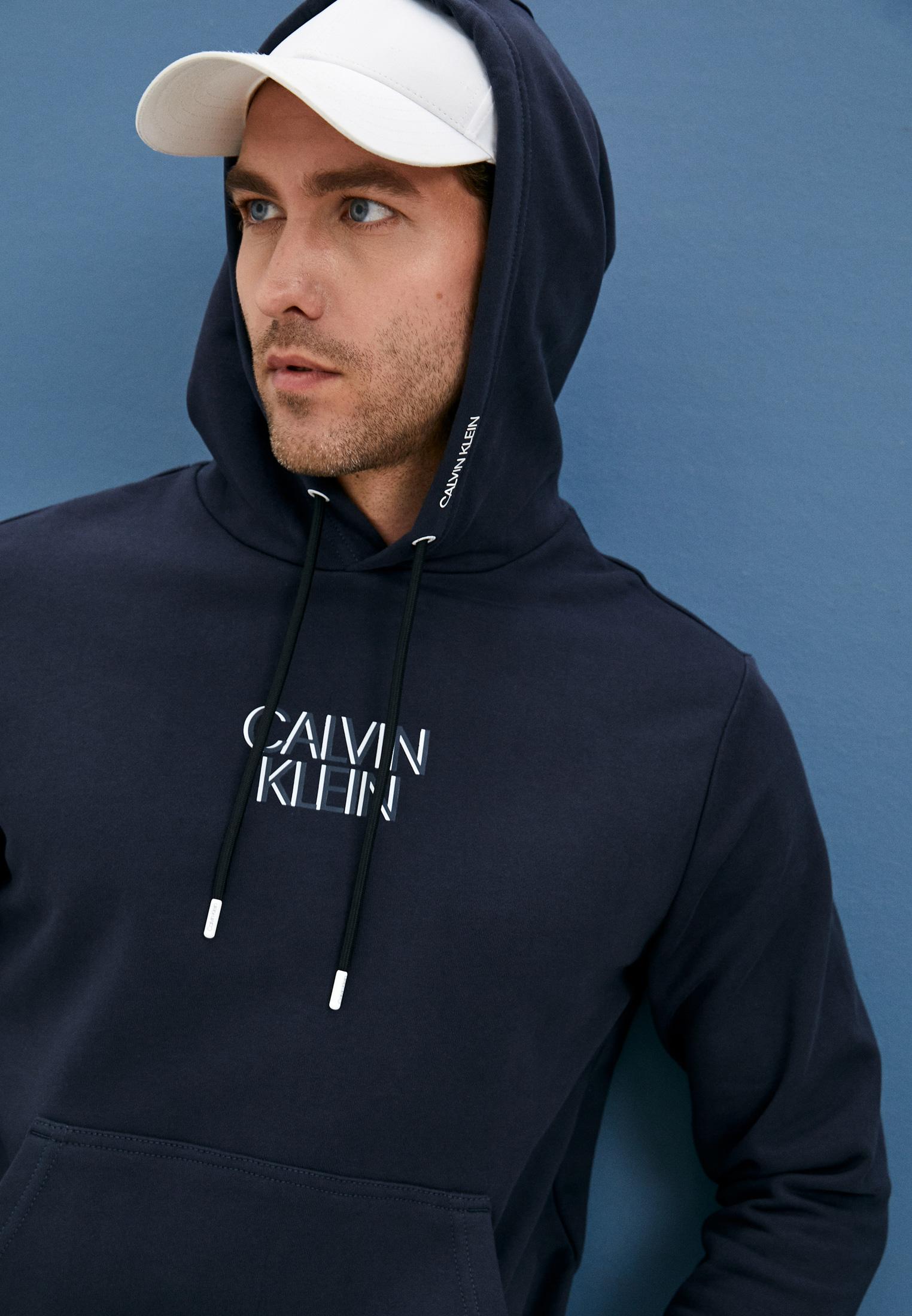 Мужские худи Calvin Klein (Кельвин Кляйн) K10K107770: изображение 2