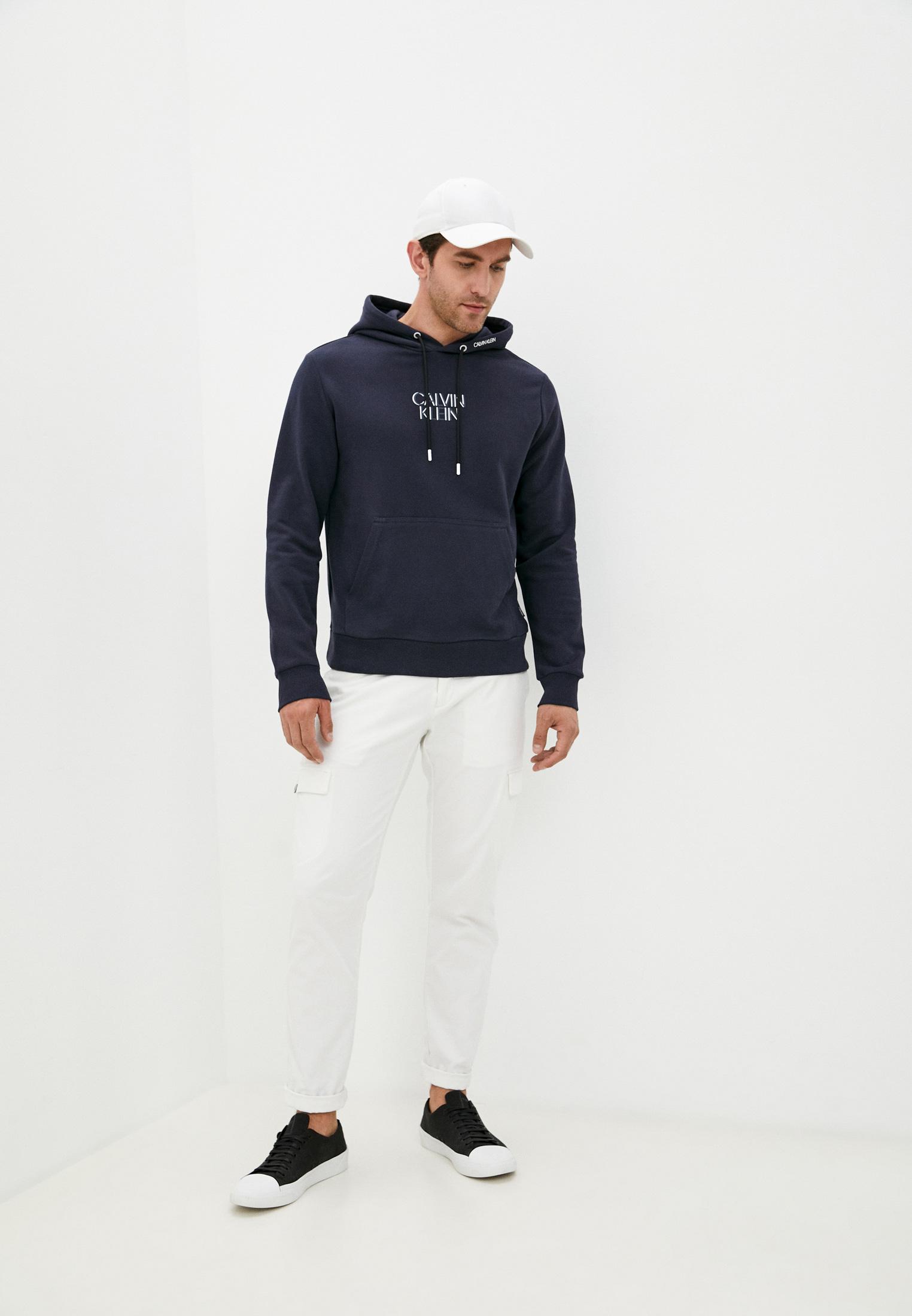 Мужские худи Calvin Klein (Кельвин Кляйн) K10K107770: изображение 3