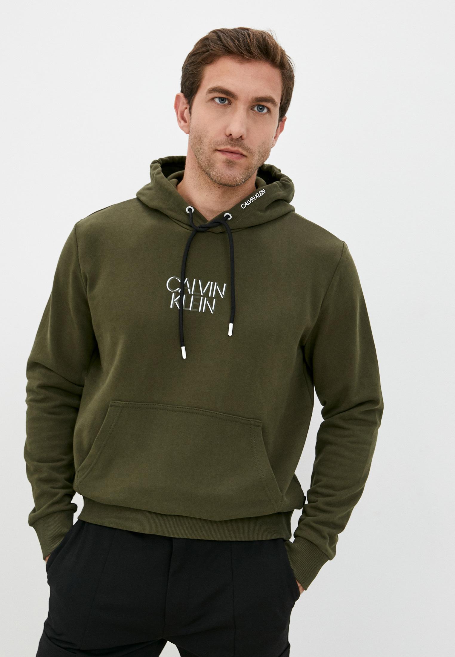 Мужские худи Calvin Klein (Кельвин Кляйн) K10K107770: изображение 1