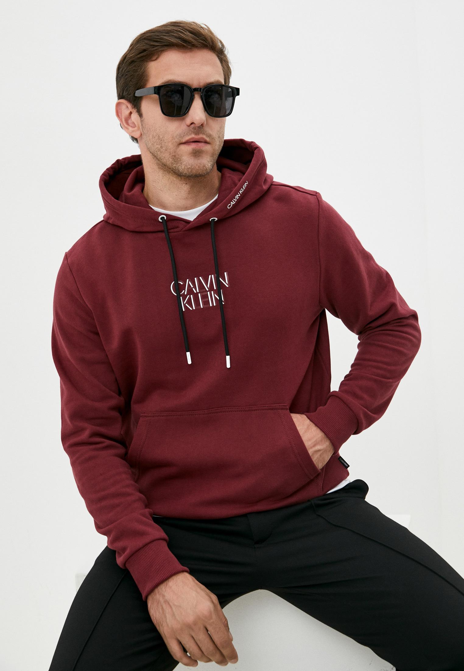 Мужские худи Calvin Klein (Кельвин Кляйн) K10K107770