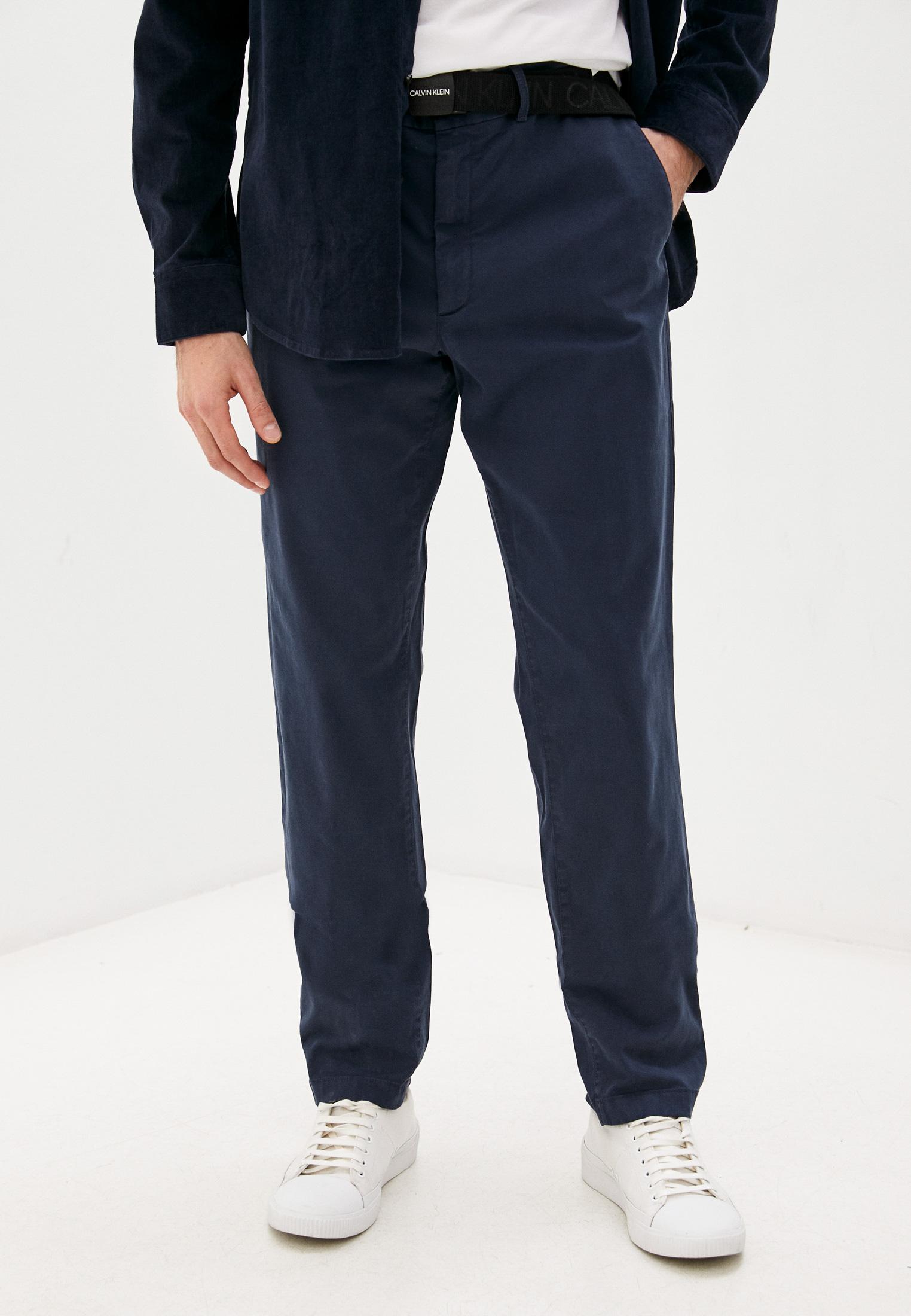 Мужские повседневные брюки Calvin Klein (Кельвин Кляйн) Чиносы Calvin Klein