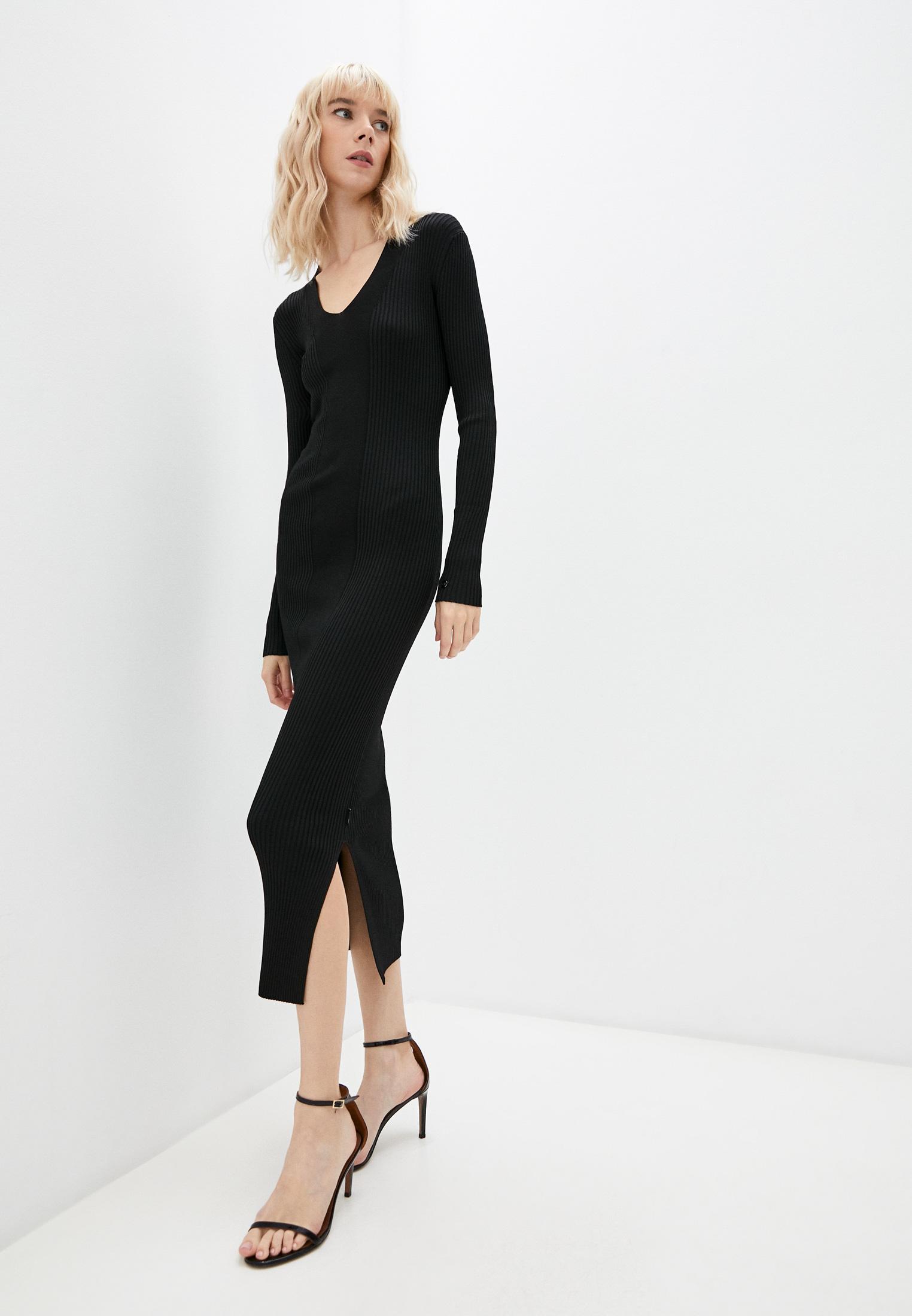 Вязаное платье Calvin Klein (Кельвин Кляйн) Платье Calvin Klein