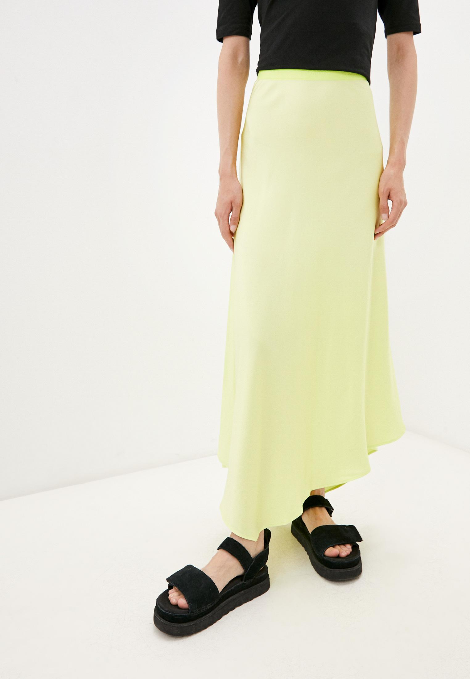Широкая юбка Calvin Klein (Кельвин Кляйн) Юбка Calvin Klein