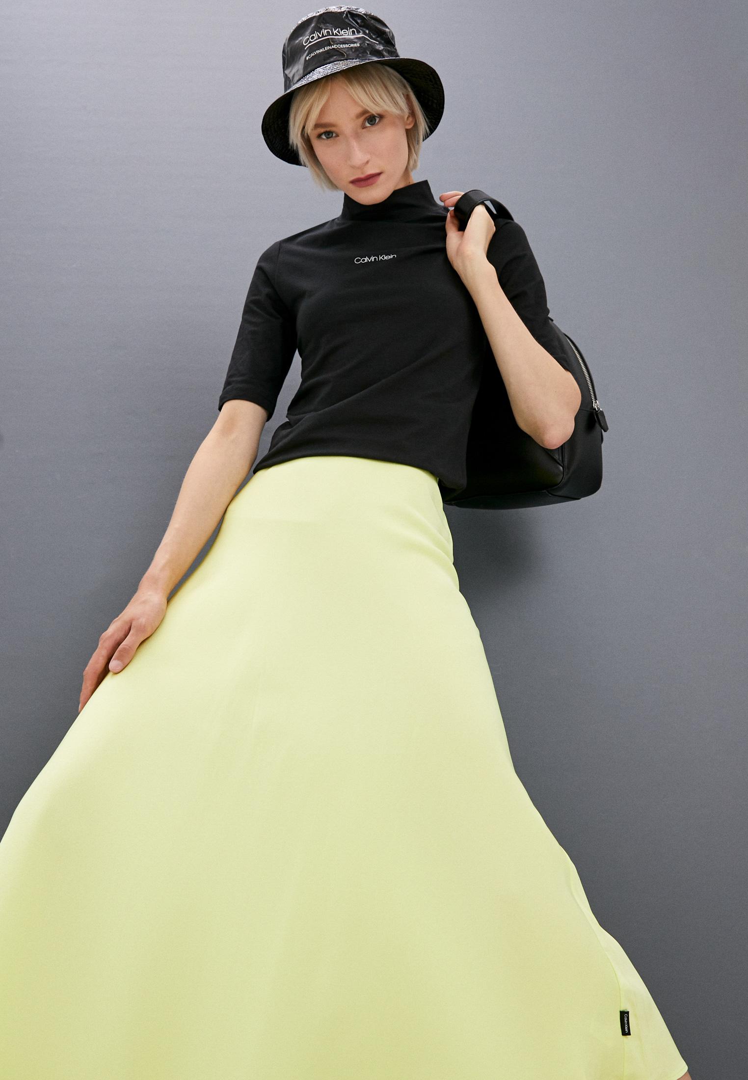 Широкая юбка Calvin Klein (Кельвин Кляйн) K20K203105: изображение 2