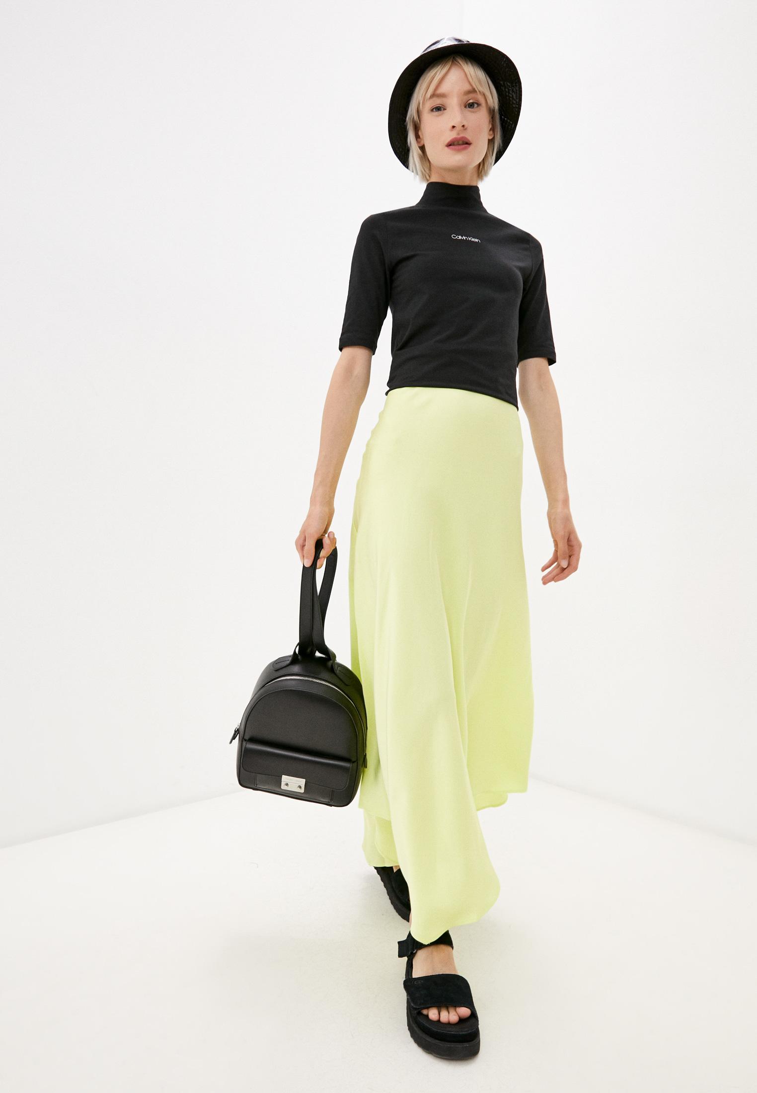 Широкая юбка Calvin Klein (Кельвин Кляйн) K20K203105: изображение 3