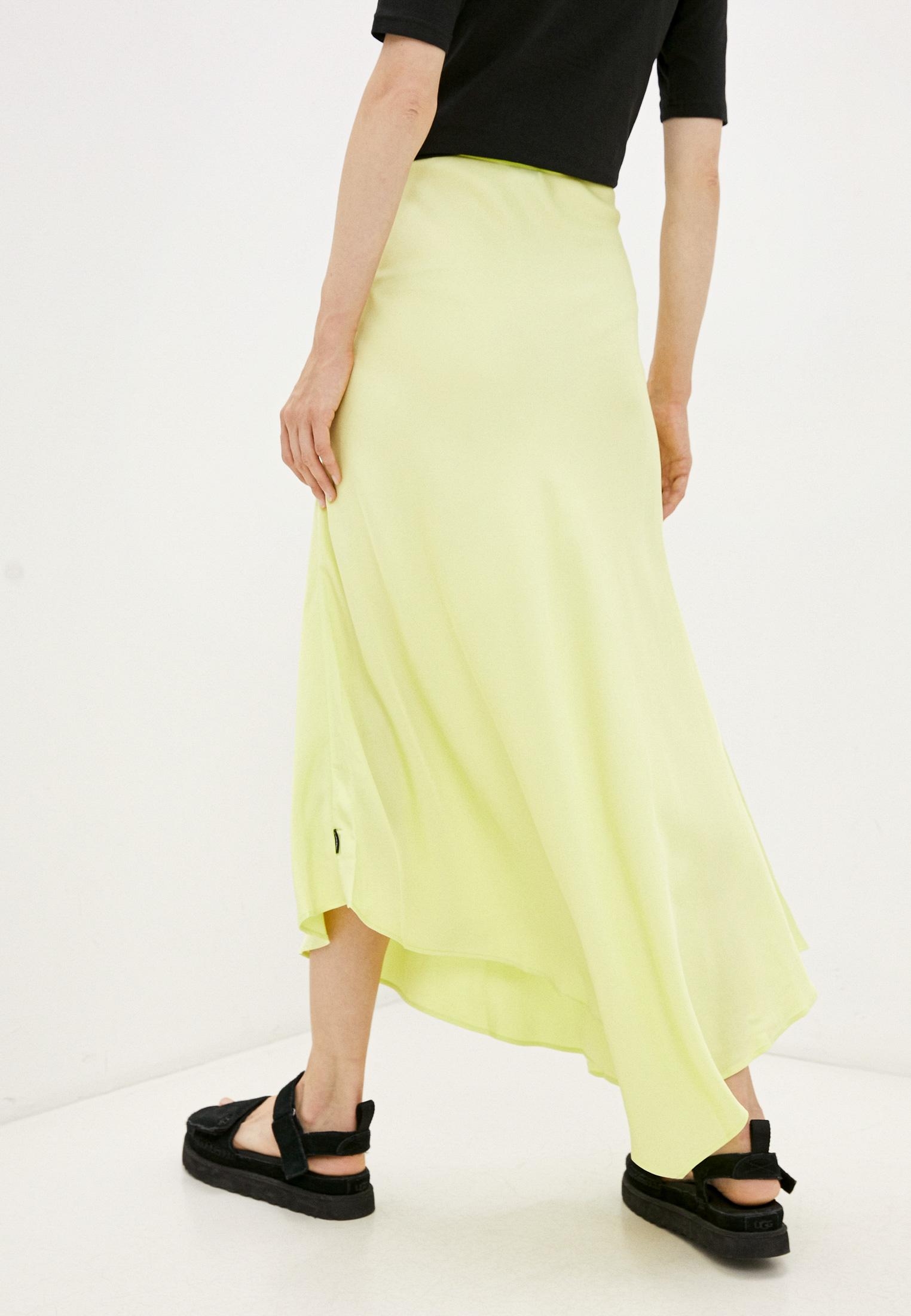 Широкая юбка Calvin Klein (Кельвин Кляйн) K20K203105: изображение 4