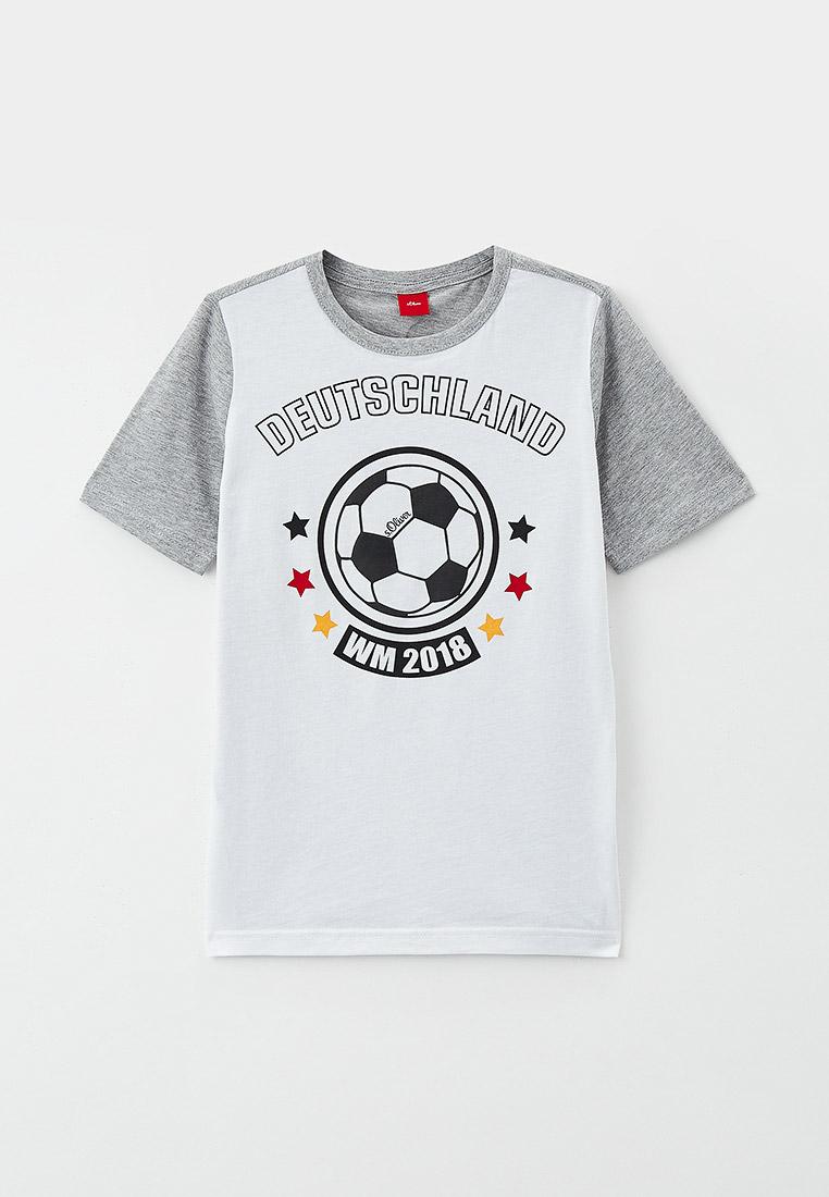 Футболка с коротким рукавом s.Oliver (с.Оливер) Футболка s.Oliver
