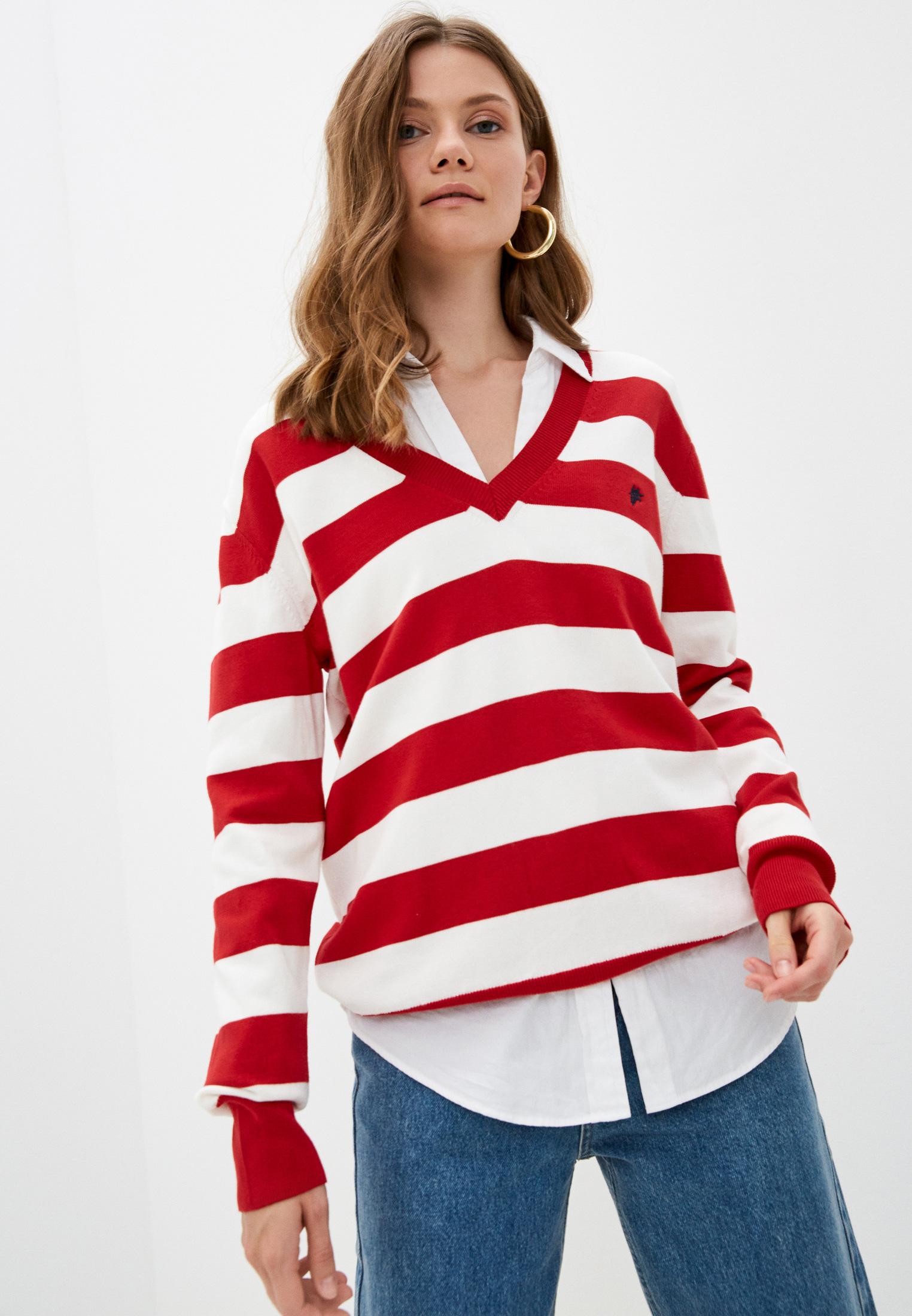 Пуловер Denim Culture B32155006R