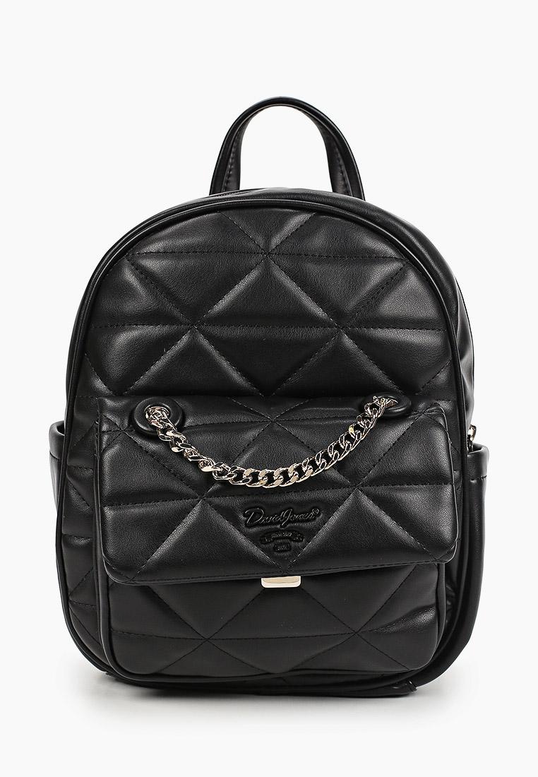 Городской рюкзак David Jones (Дэвид Джонс) 6519-2_черный