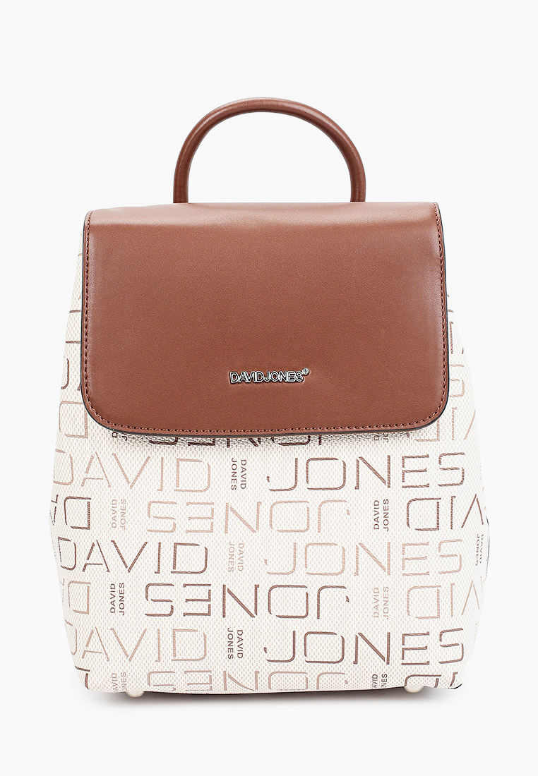 Городской рюкзак David Jones (Дэвид Джонс) 6534-1_бежевый