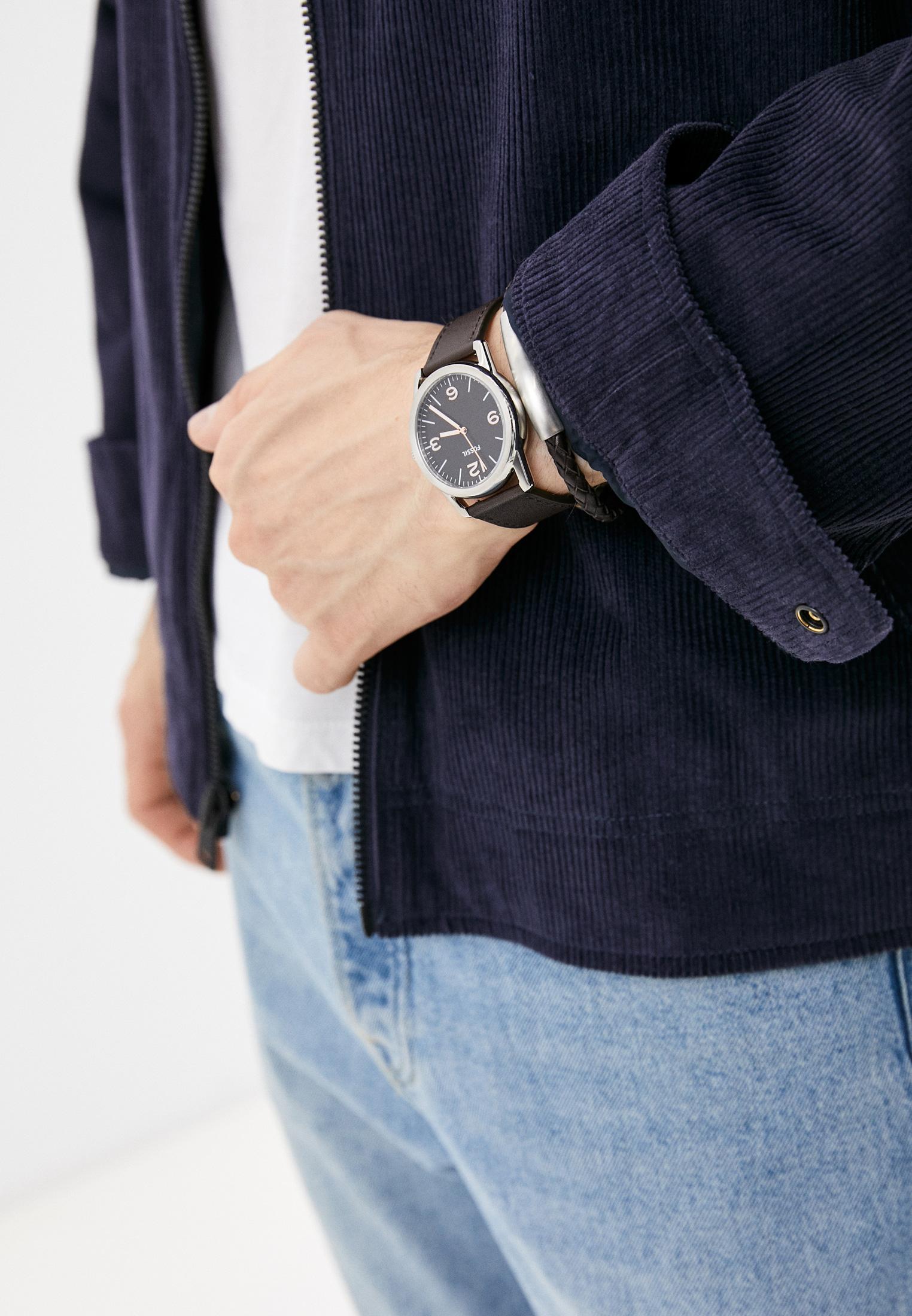 Мужские часы Fossil (Фоссил) BQ2465SET