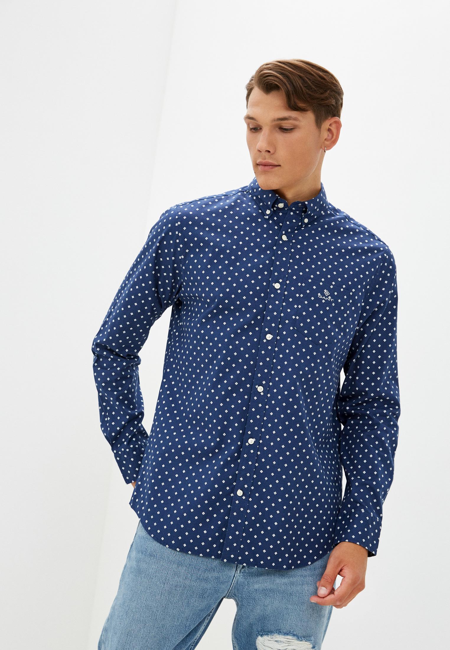 Рубашка с длинным рукавом Gant (Гант) Рубашка Gant