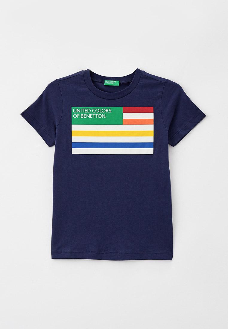 Футболка с коротким рукавом United Colors of Benetton (Юнайтед Колорс оф Бенеттон) 3I1XC15B8