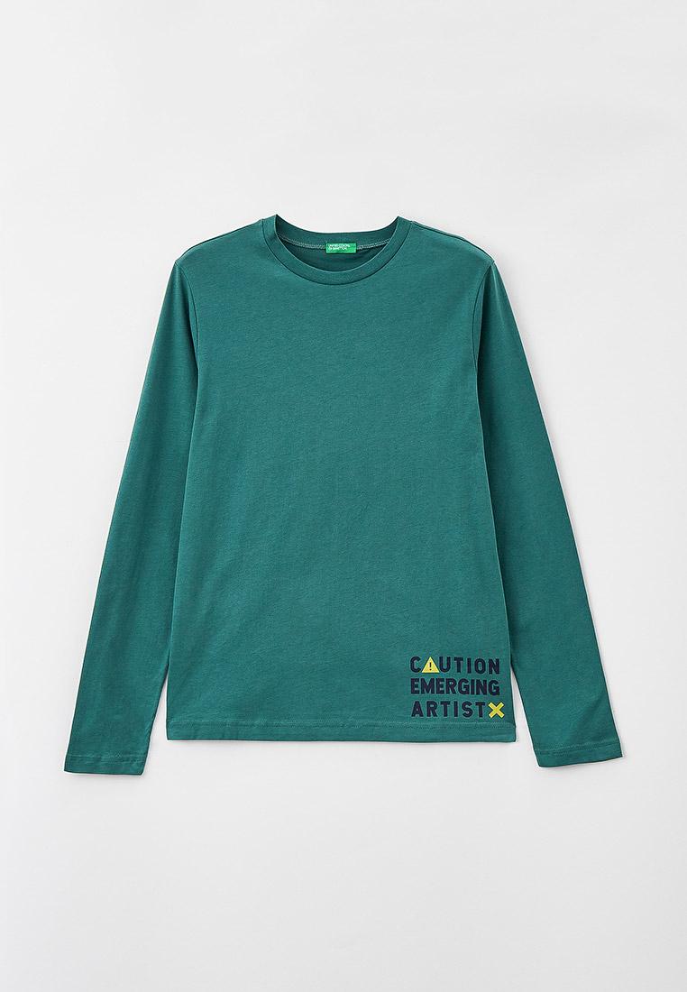Футболка с длинным рукавом United Colors of Benetton (Юнайтед Колорс оф Бенеттон) 3VR5C15B2