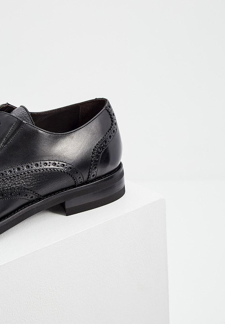 Мужские туфли Baldinini (Балдинини) U2B203COCENENE: изображение 4