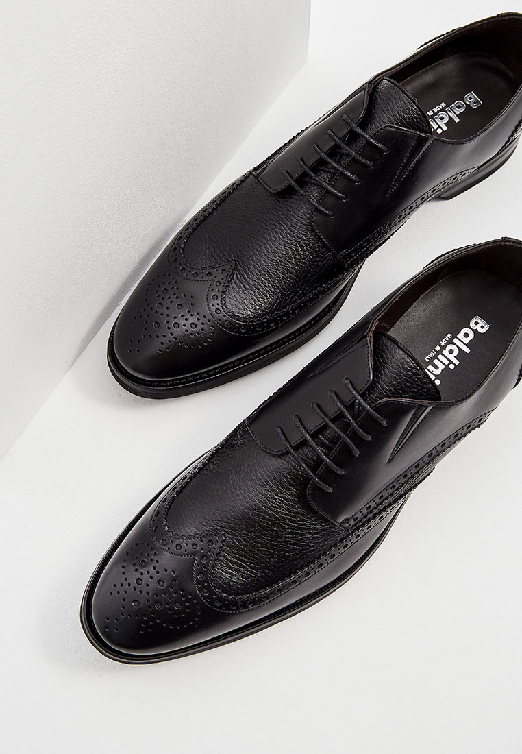 Мужские туфли Baldinini (Балдинини) U2B203COCENENE: изображение 5