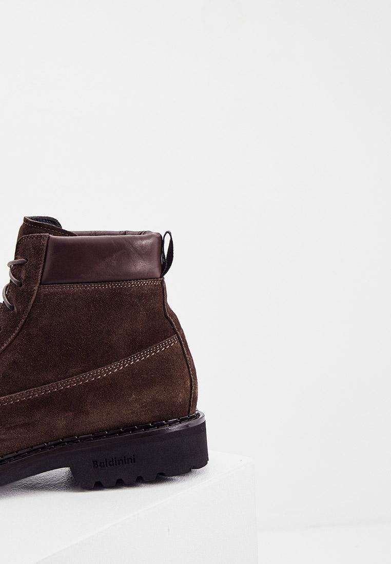 Мужские ботинки Baldinini (Балдинини) U2B304SOMWEBTM: изображение 4