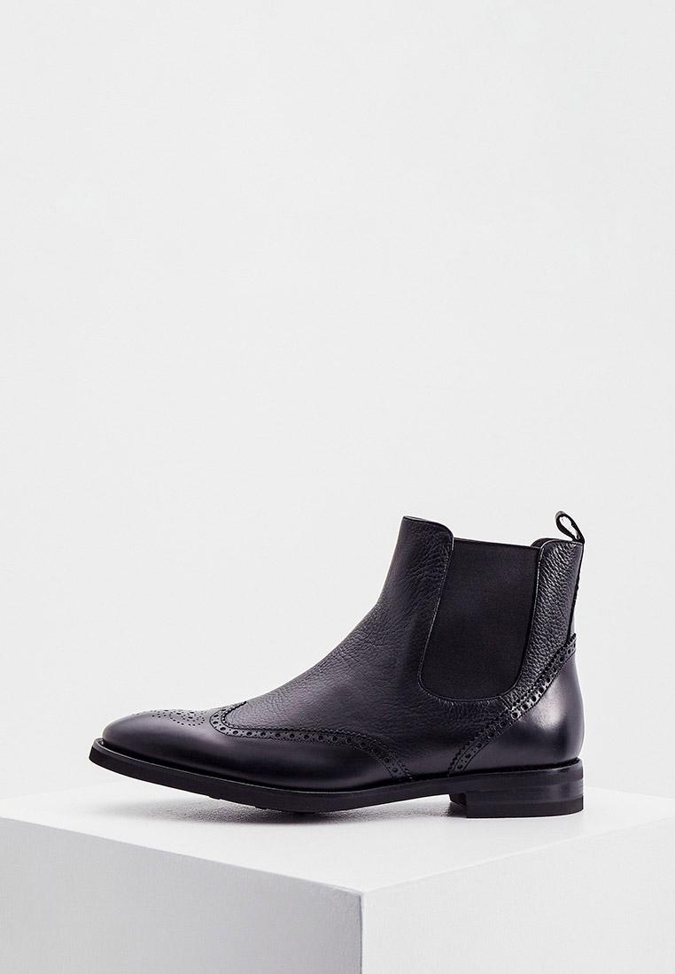 Мужские ботинки Baldinini (Балдинини) U2B204COCENENE