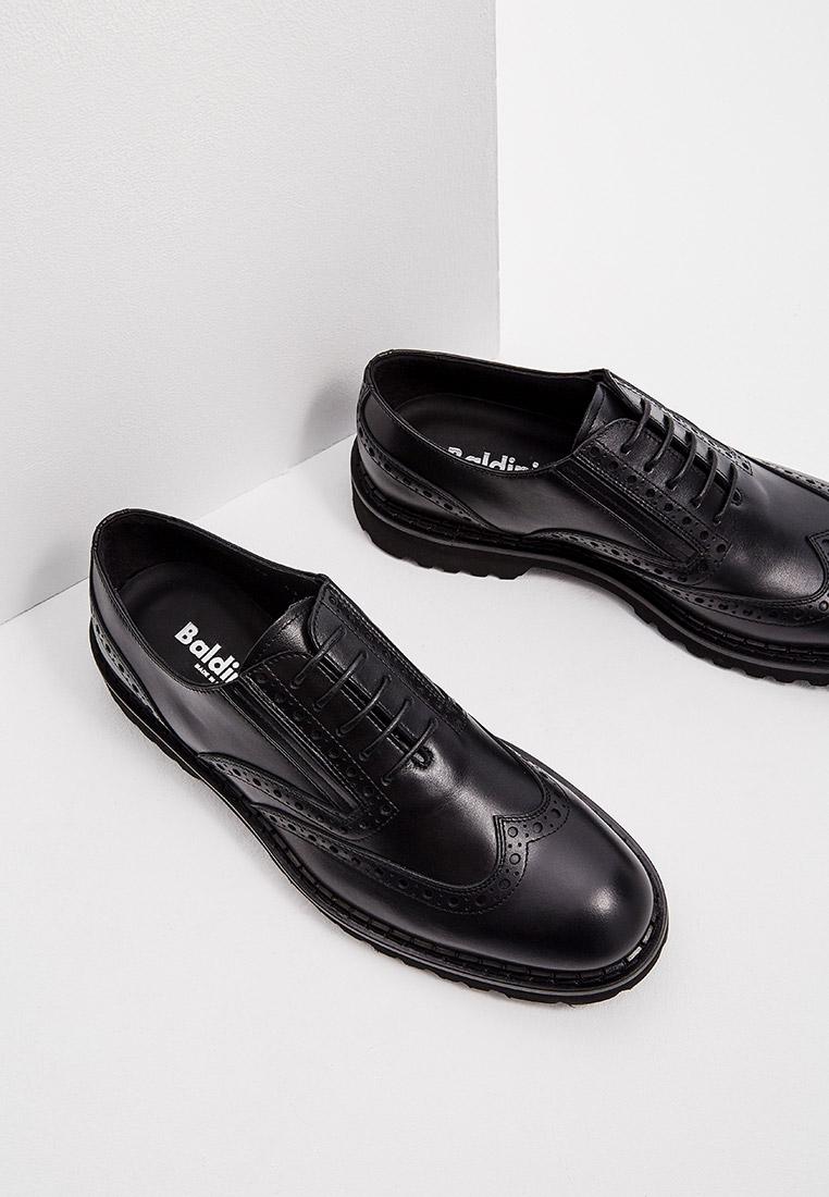 Мужские туфли Baldinini (Балдинини) U2B322MOOW0000: изображение 5