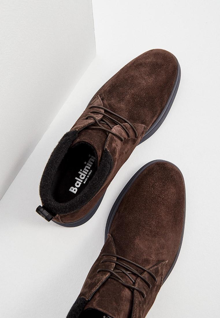 Мужские ботинки Baldinini (Балдинини) U2B329CHKAEBNE: изображение 5