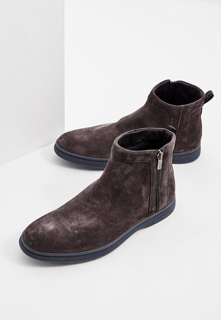 Мужские ботинки Baldinini (Балдинини) U2B337CHAM0200: изображение 5