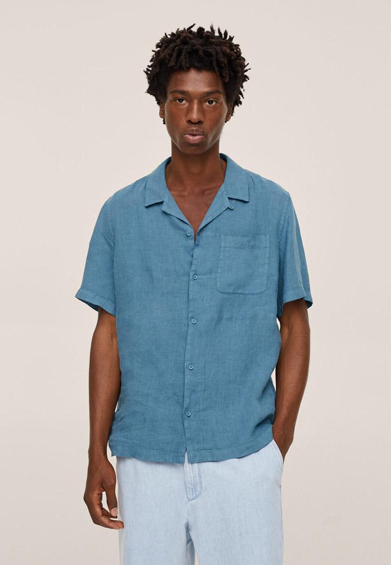 Рубашка с длинным рукавом Mango Man 17032518